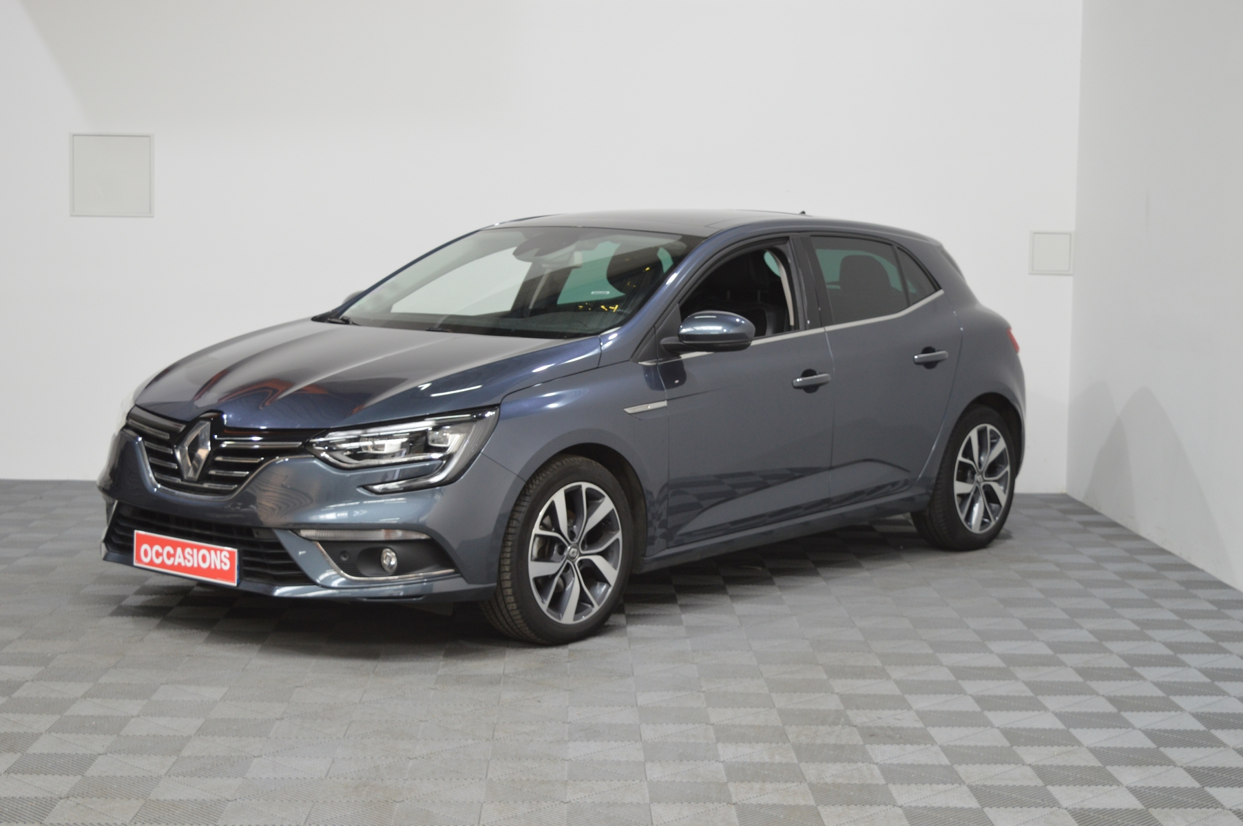 RENAULT MEGANE IV BERLINE TCe 130 Energy EDC Intens d'occasion
