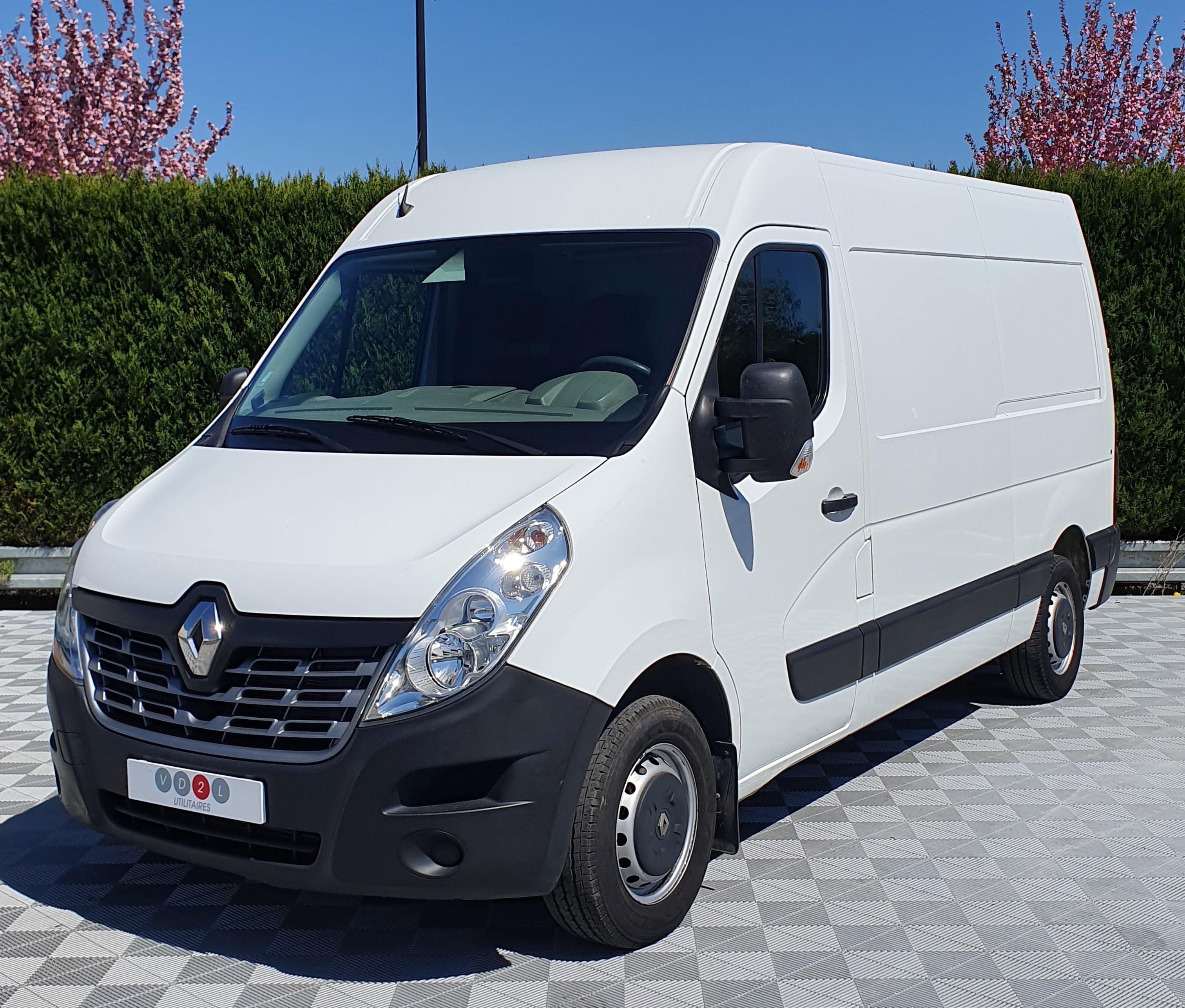 RENAULT MASTER FOURGON F3500 L2H2 DCI130 GRAND CONFORT 10M3 d'occasion