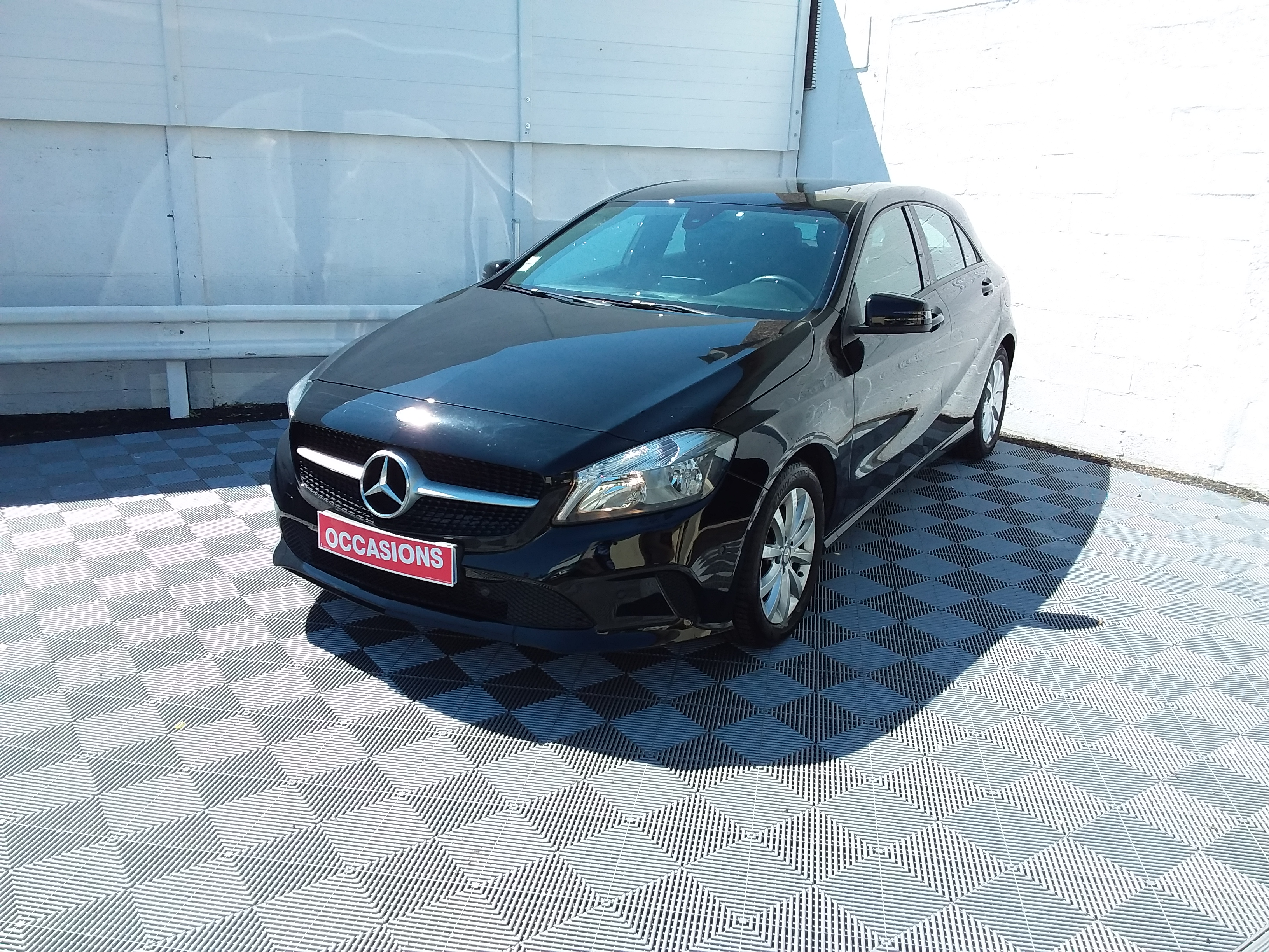 MERCEDES CLASSE A 160 Intuition d'occasion