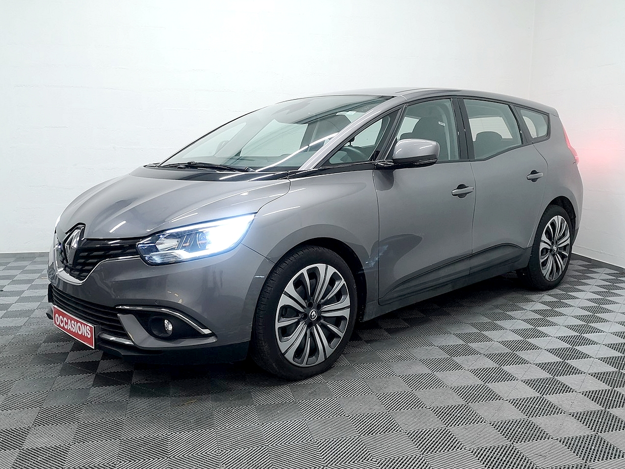 RENAULT GRAND SCENIC IV Blue dCi 120 Life d'occasion