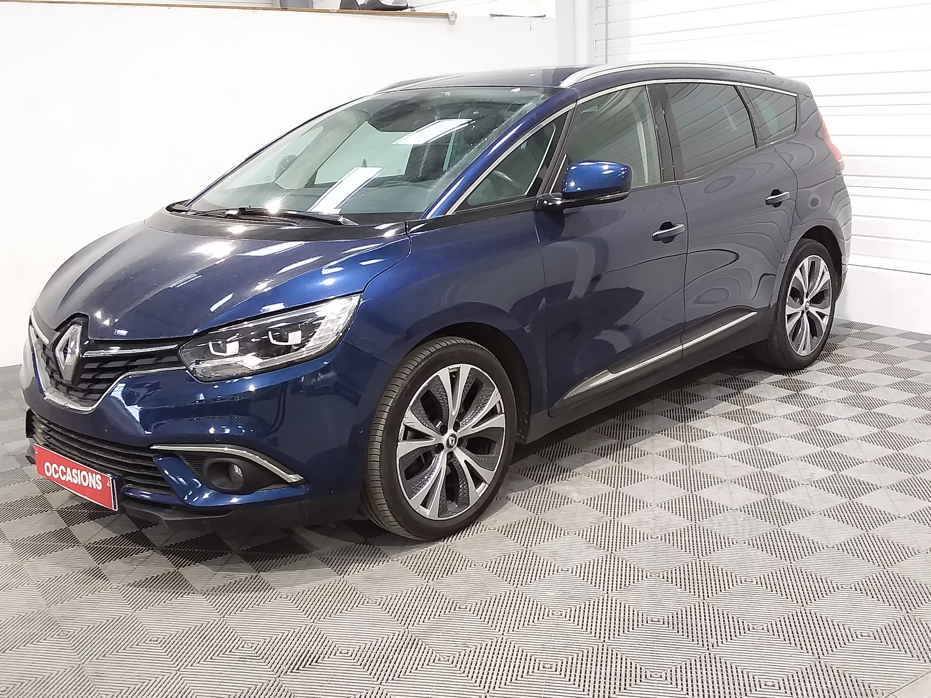 RENAULT GRAND SCENIC IV dCi 160 Energy EDC Intens 7pl d'occasion