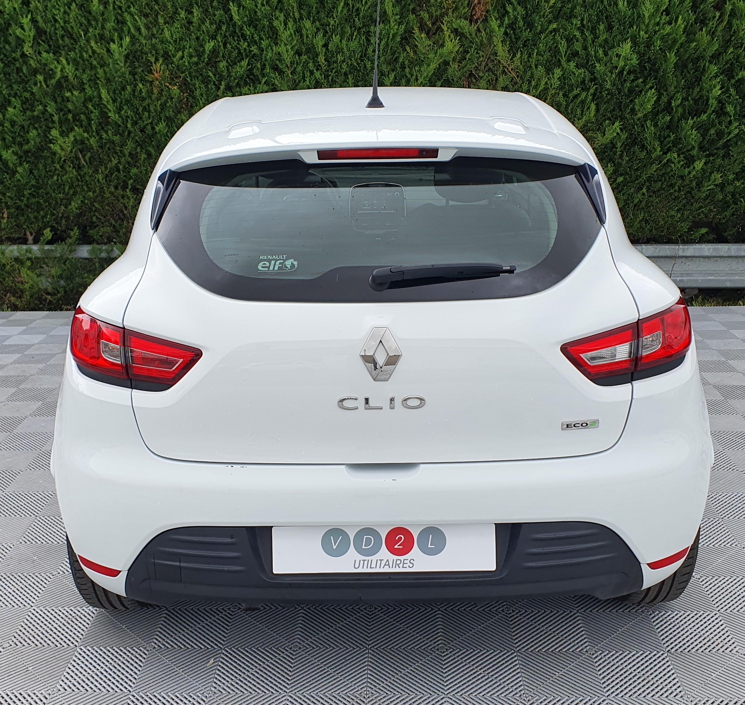RENAULT CLIO IV SOCIETE 2017 à 6250 € - Photo n°7