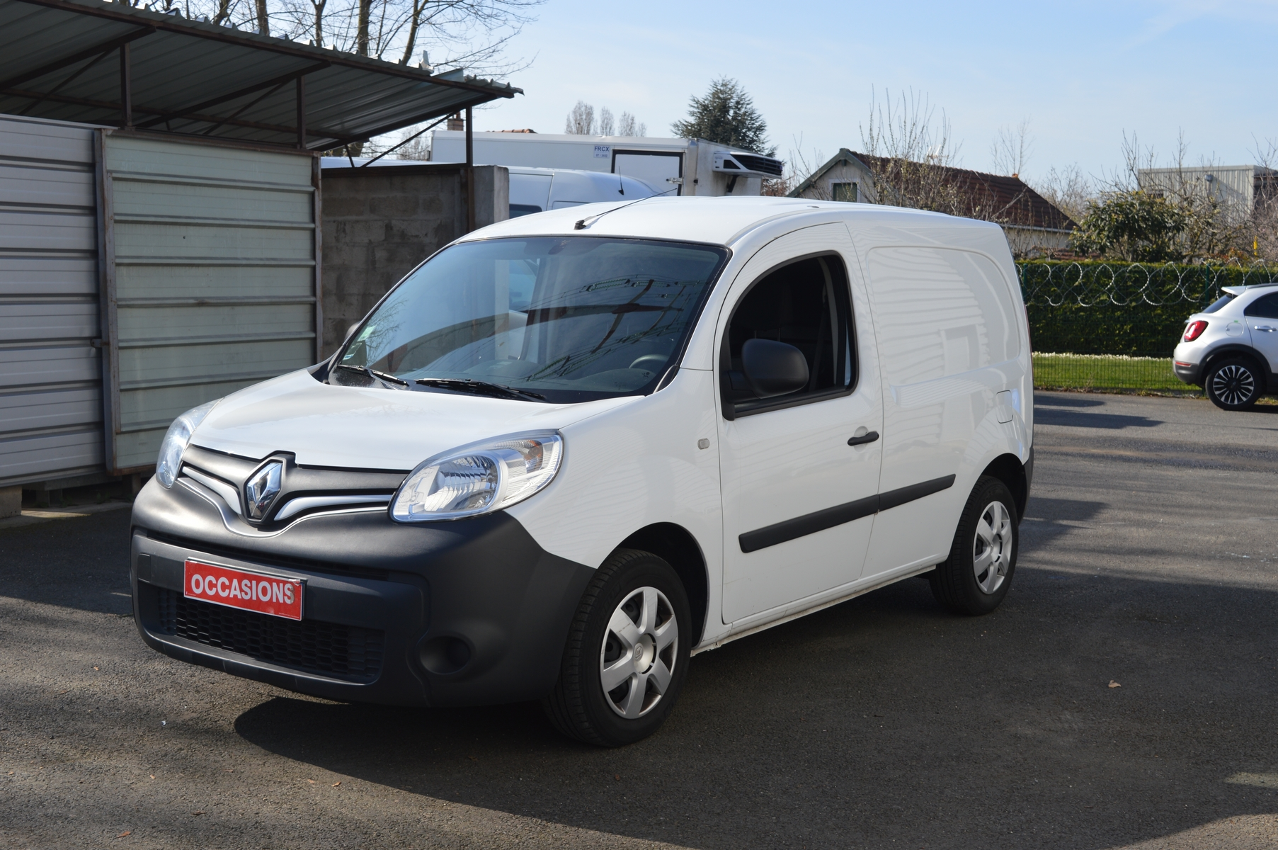 RENAULT KANGOO EXPRESS 1.5 DCI 90 ENERGY E6 EXTRA R-LINK d'occasion