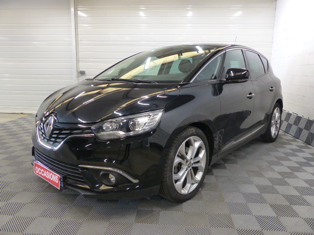 RENAULT SCENIC IV Business Energy dCi 110 EDC d'occasion