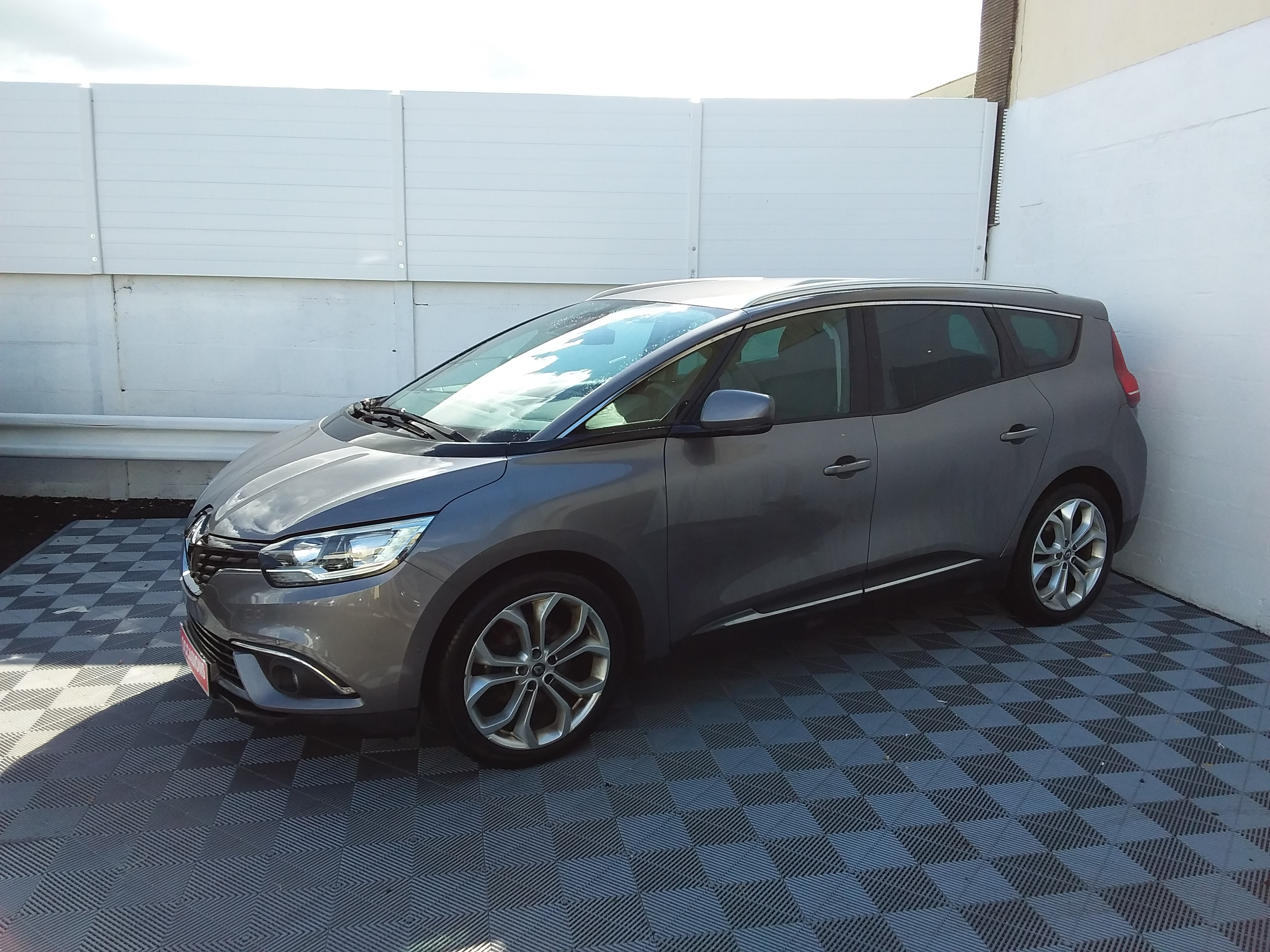 RENAULT GRAND SCENIC IV BUSINESS Business Blue dCi 120 d'occasion