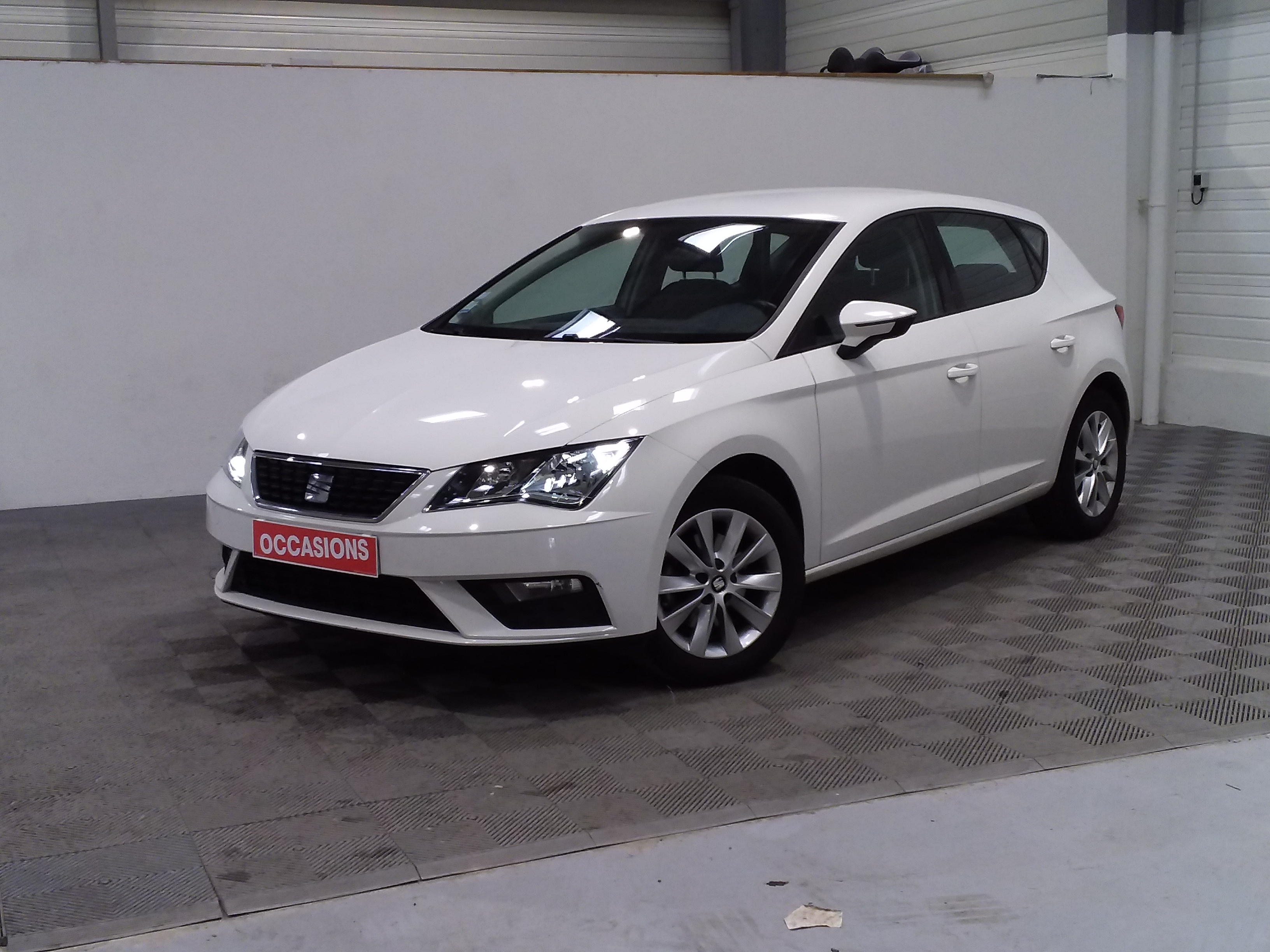 SEAT LEON 1.6 TDI 115 Start/Stop Reference d'occasion