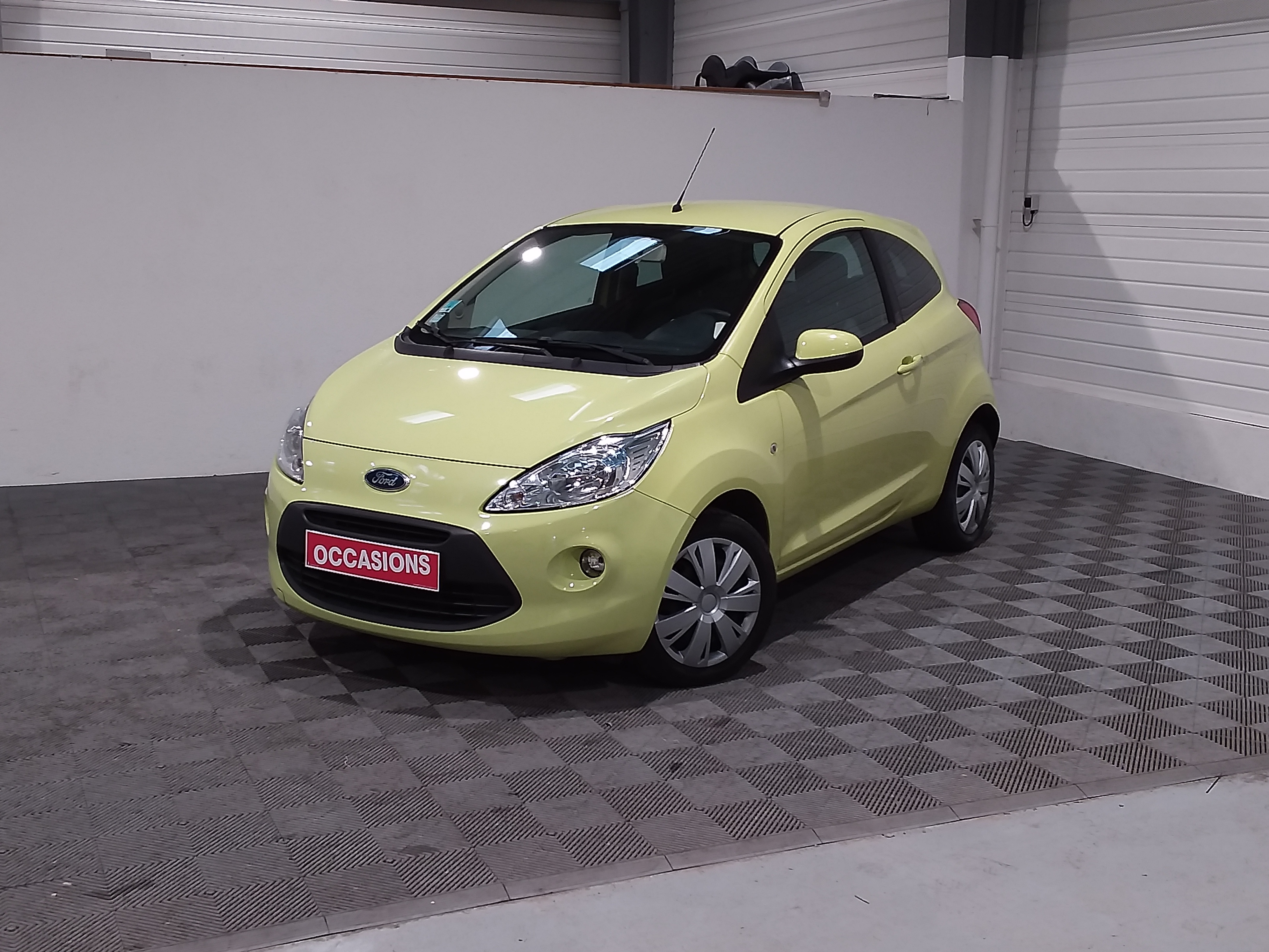 FORD KA 1.3 TDCI 75 FAP S&S Trend d'occasion