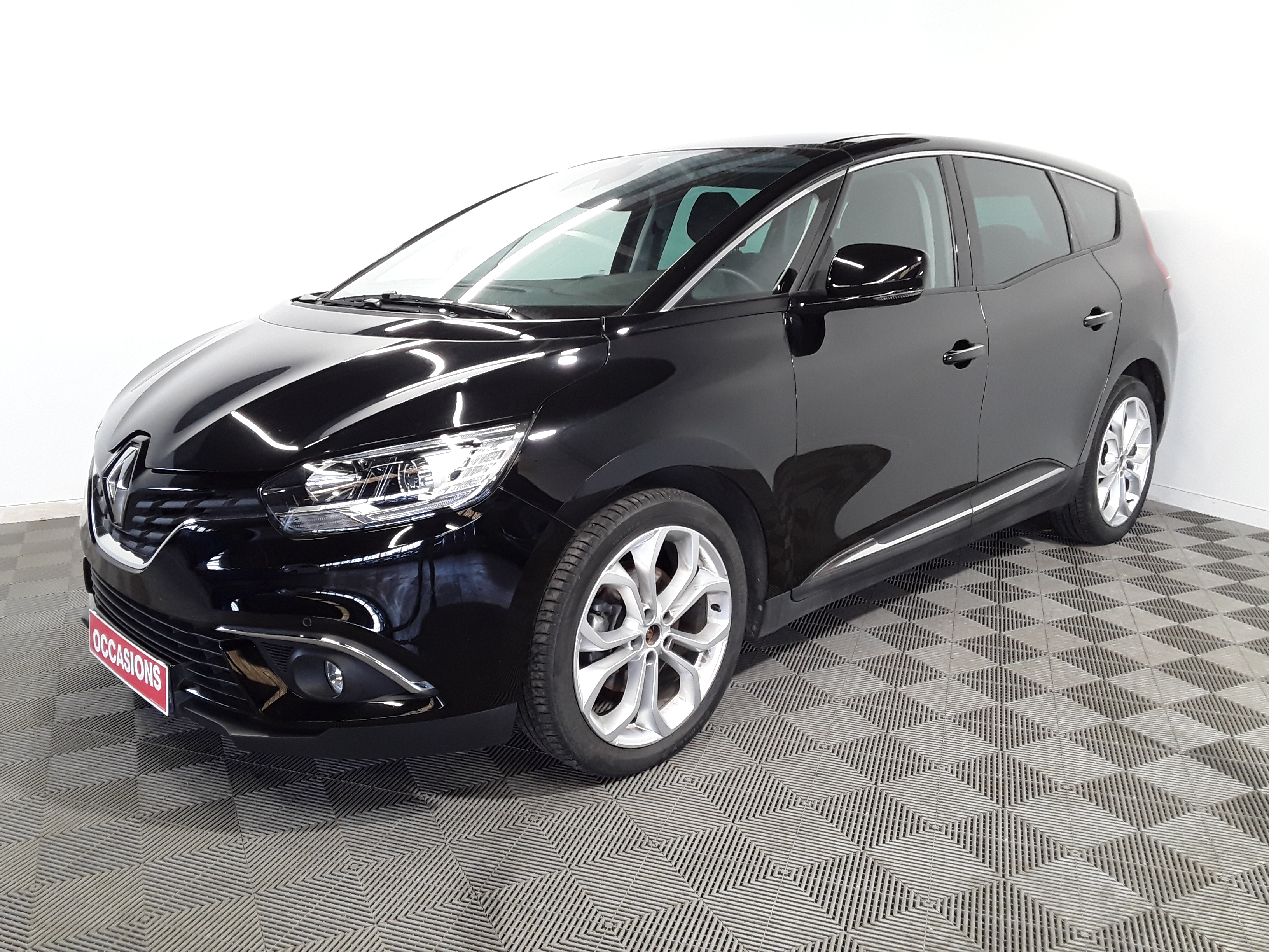 RENAULT GRAND SCENIC IV BUSINESS 2019 - Photo n°1