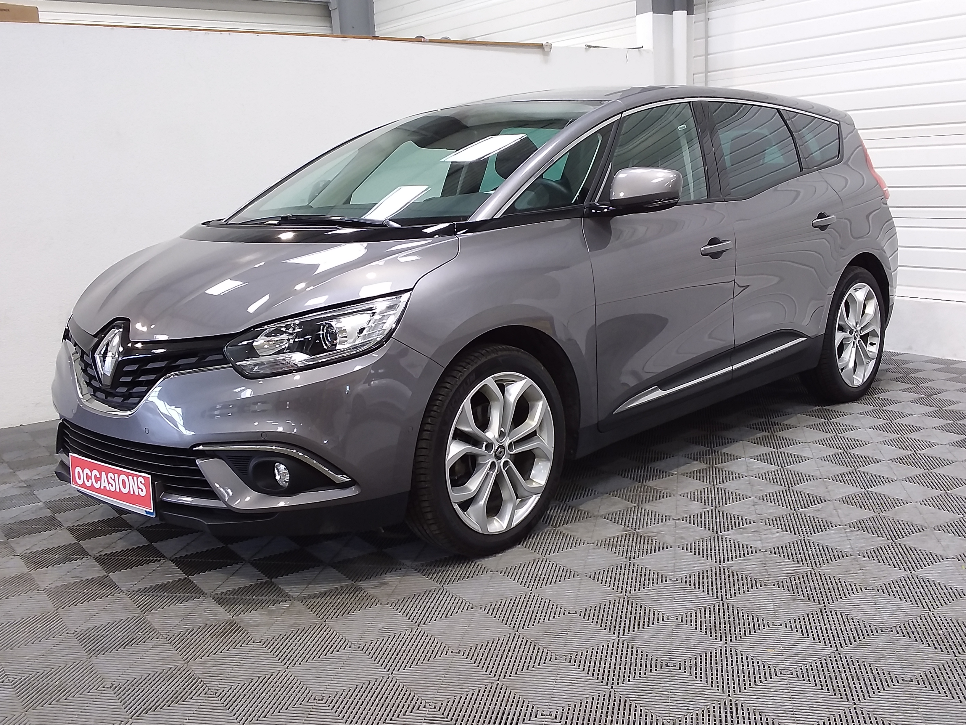 RENAULT GRAND SCENIC IV BUSINESS Zen Blue dCi 120 d'occasion