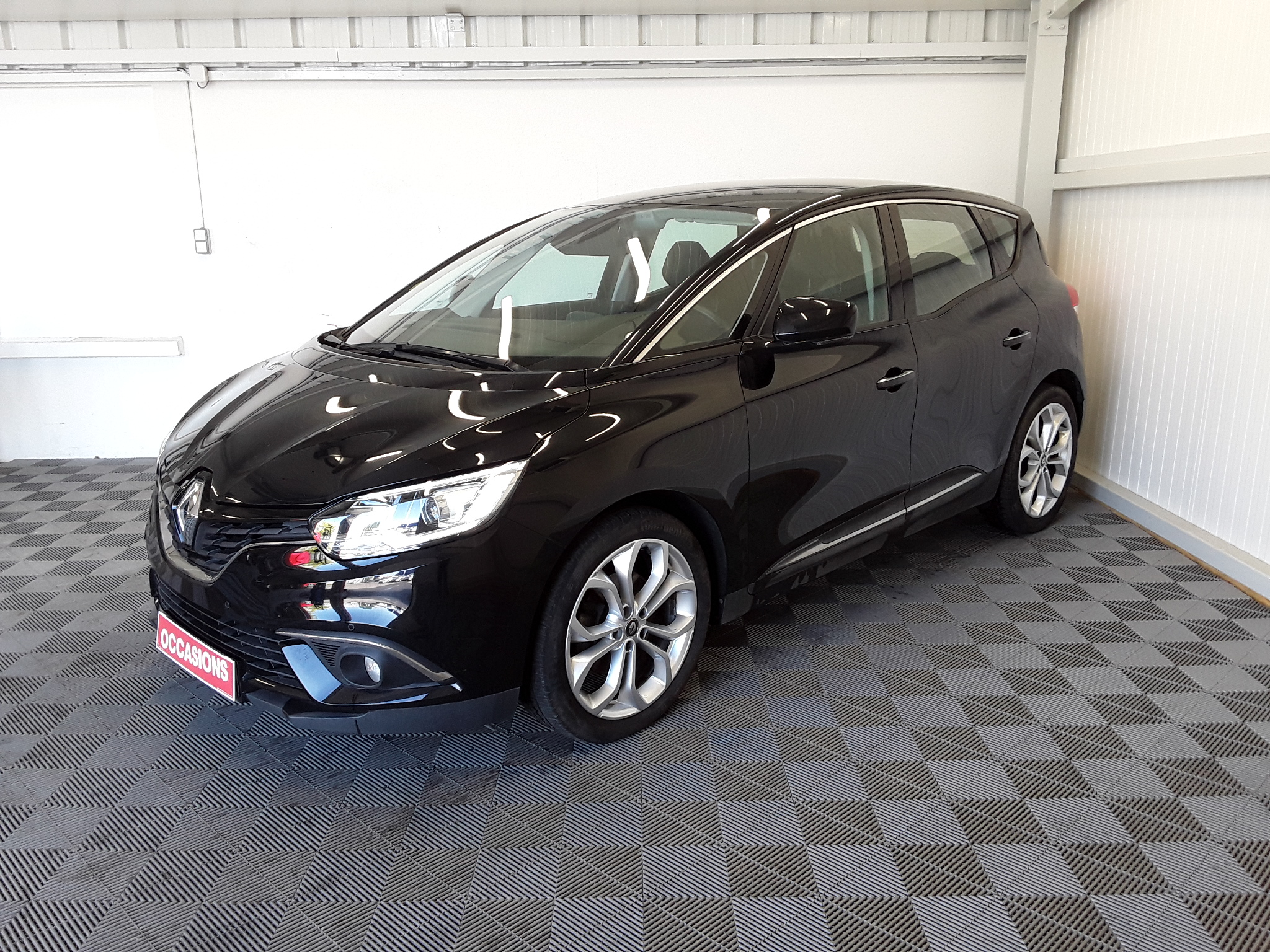 RENAULT SCENIC IV BUSINESS Business Energy dCi 110 d'occasion