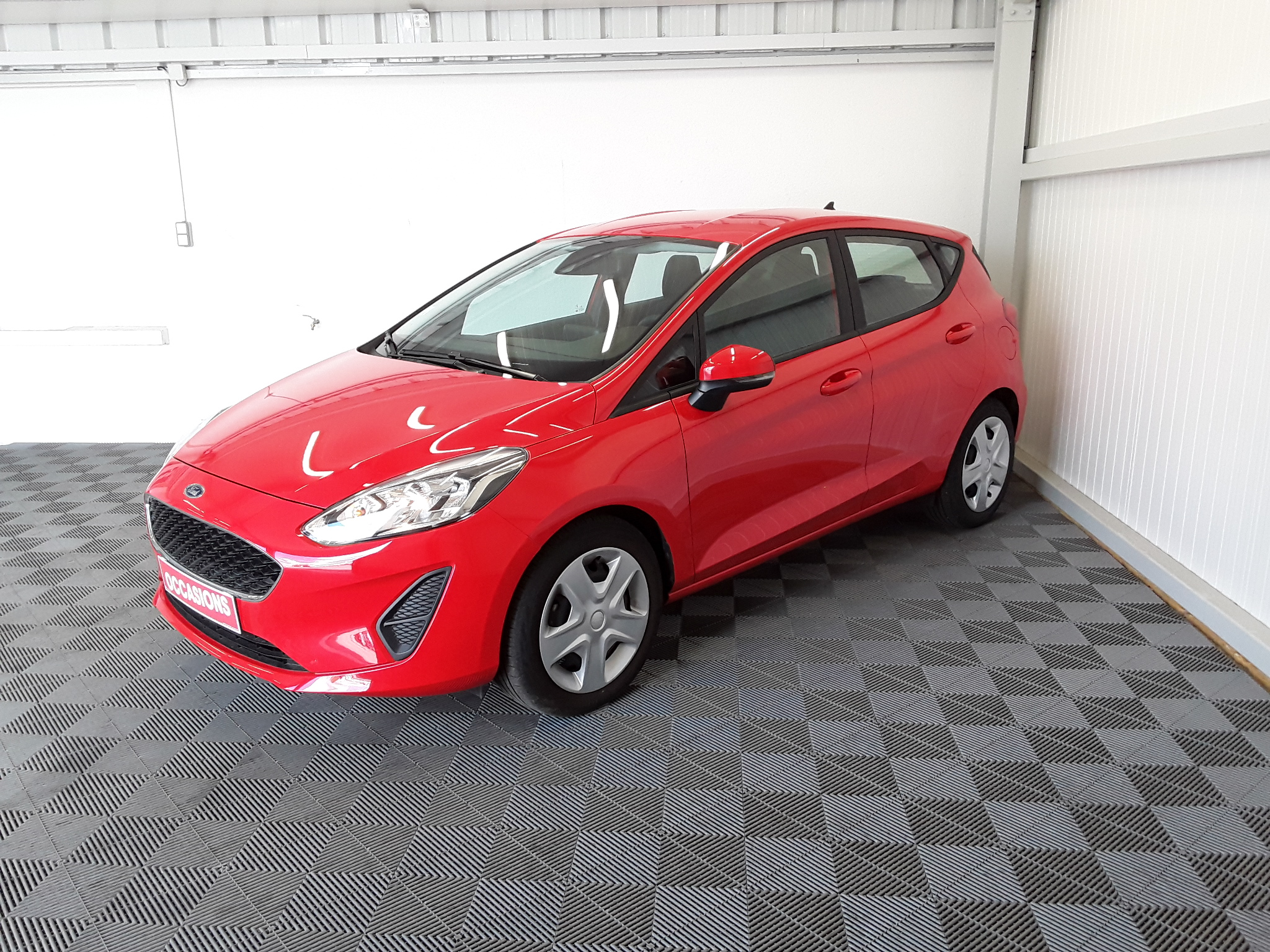 FORD FIESTA 1.1 75 ch BVM5 Cool & Connect d'occasion