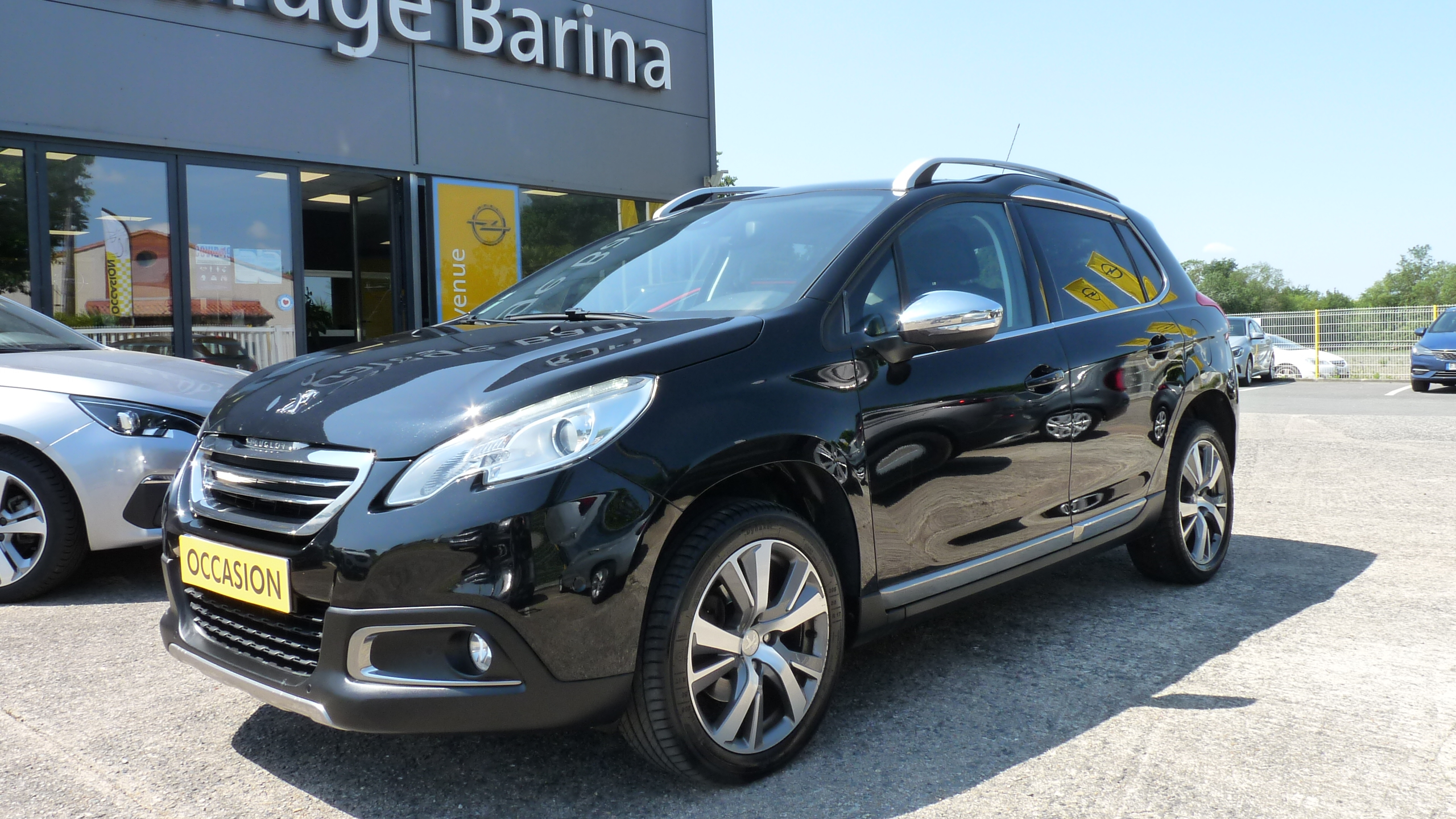 PEUGEOT 2008 BUSINESS - 1.6 BlueHDi 120ch S&S BVM6 Business Pack