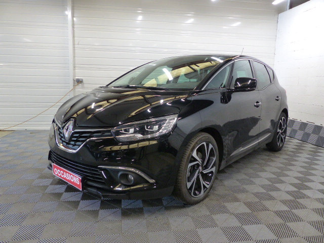 RENAULT SCENIC IV Intens Blue dCi 120 d'occasion