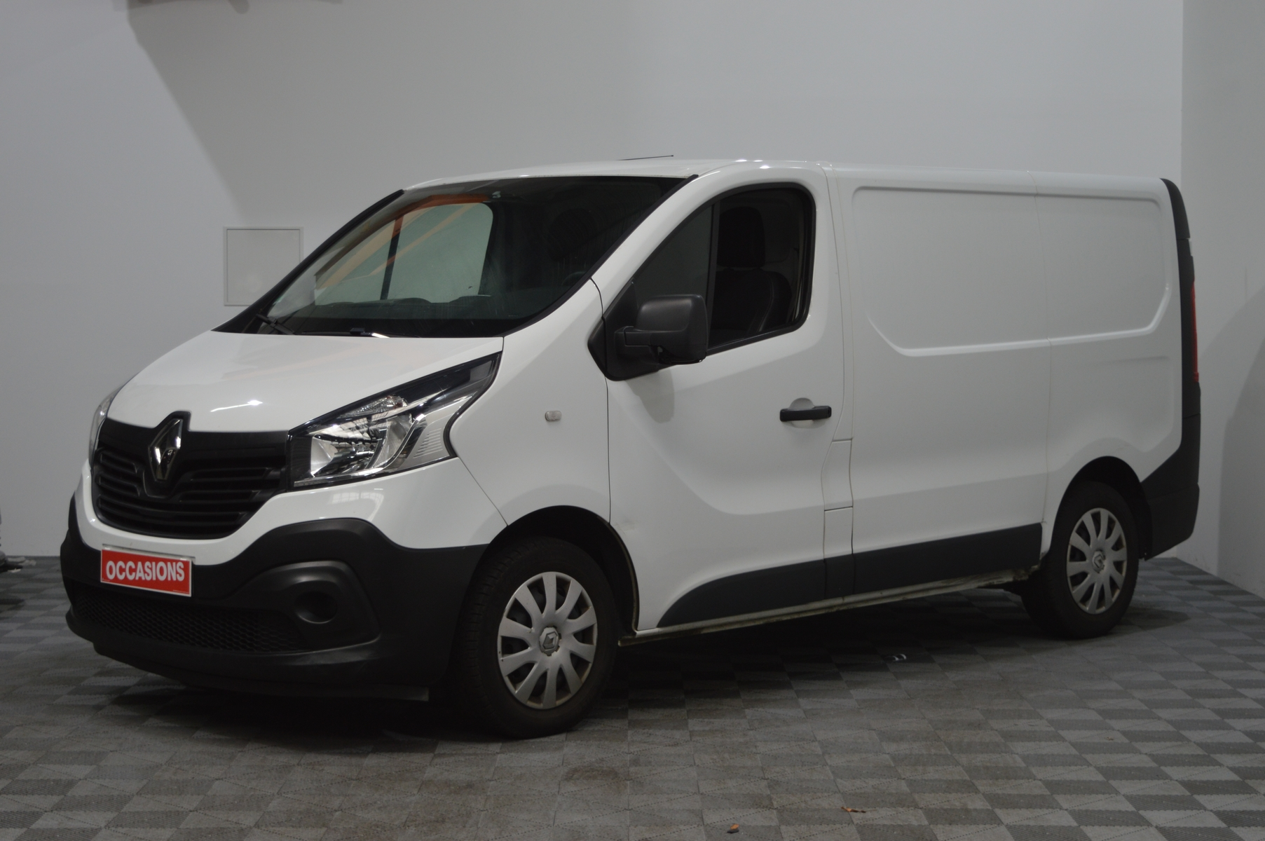 RENAULT TRAFIC FOURGON FG GCF L1H1 1200 Energy dCi 125 d'occasion