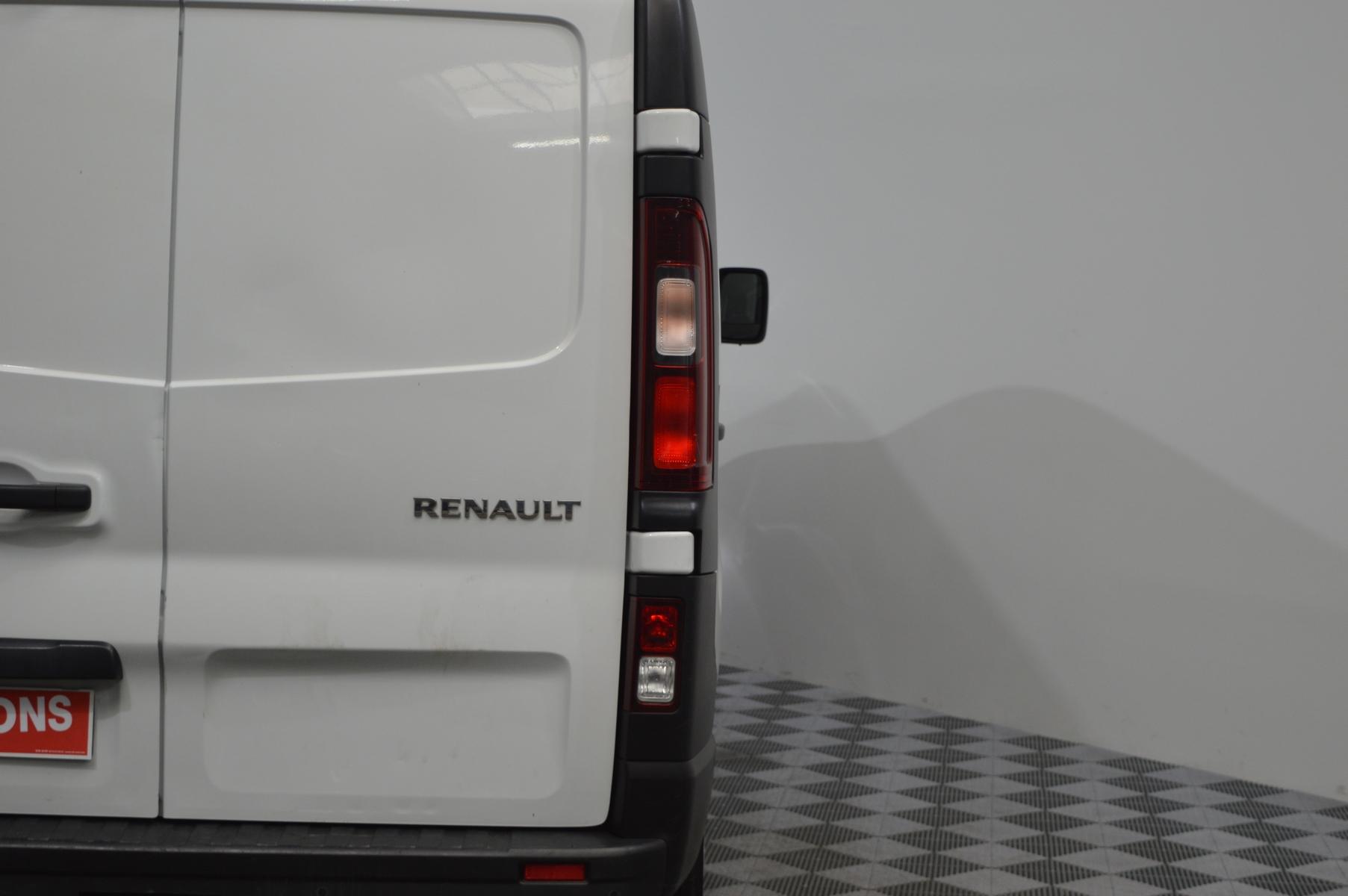 RENAULT TRAFIC FOURGON 2017 à 14500 € - Photo n°28