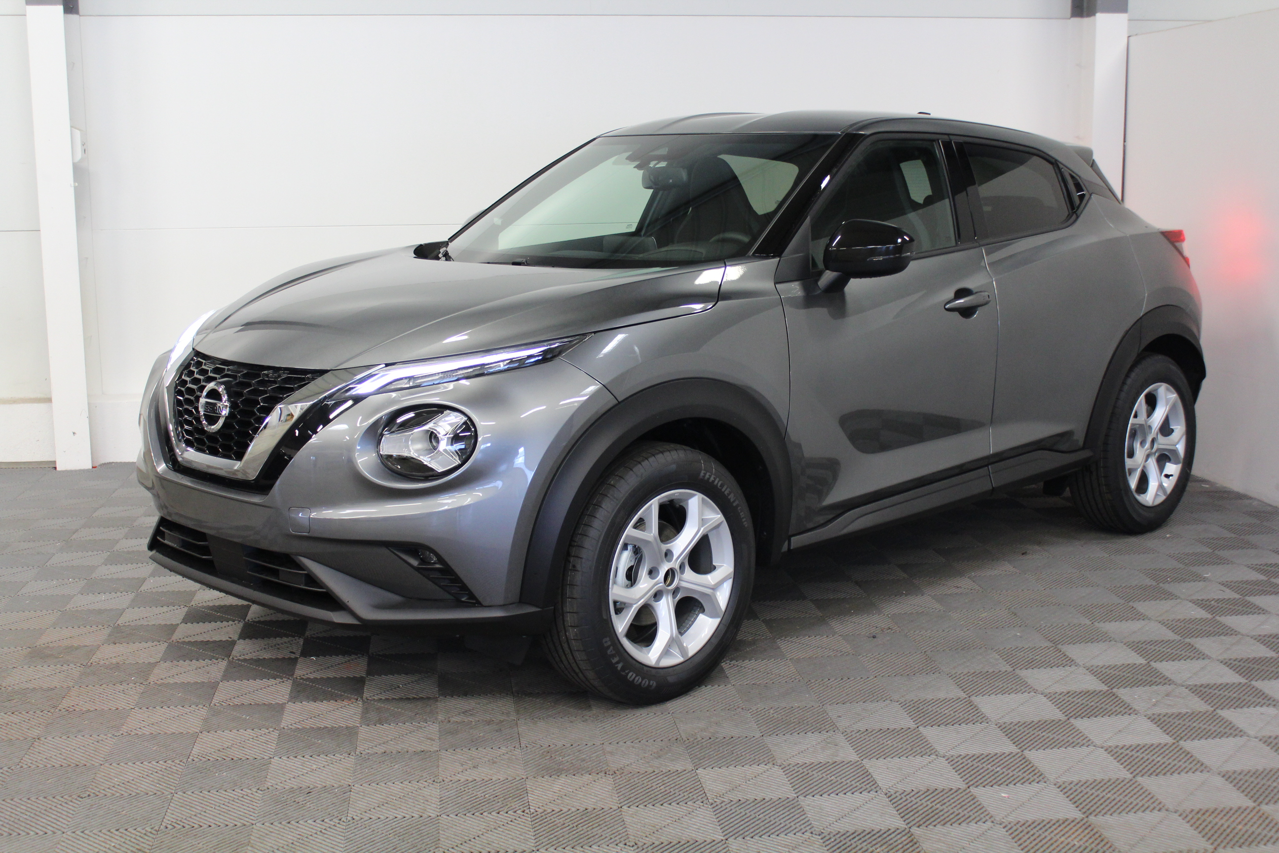 NISSAN JUKE 2021.5 DIG-T 114 N-Connecta d'occasion