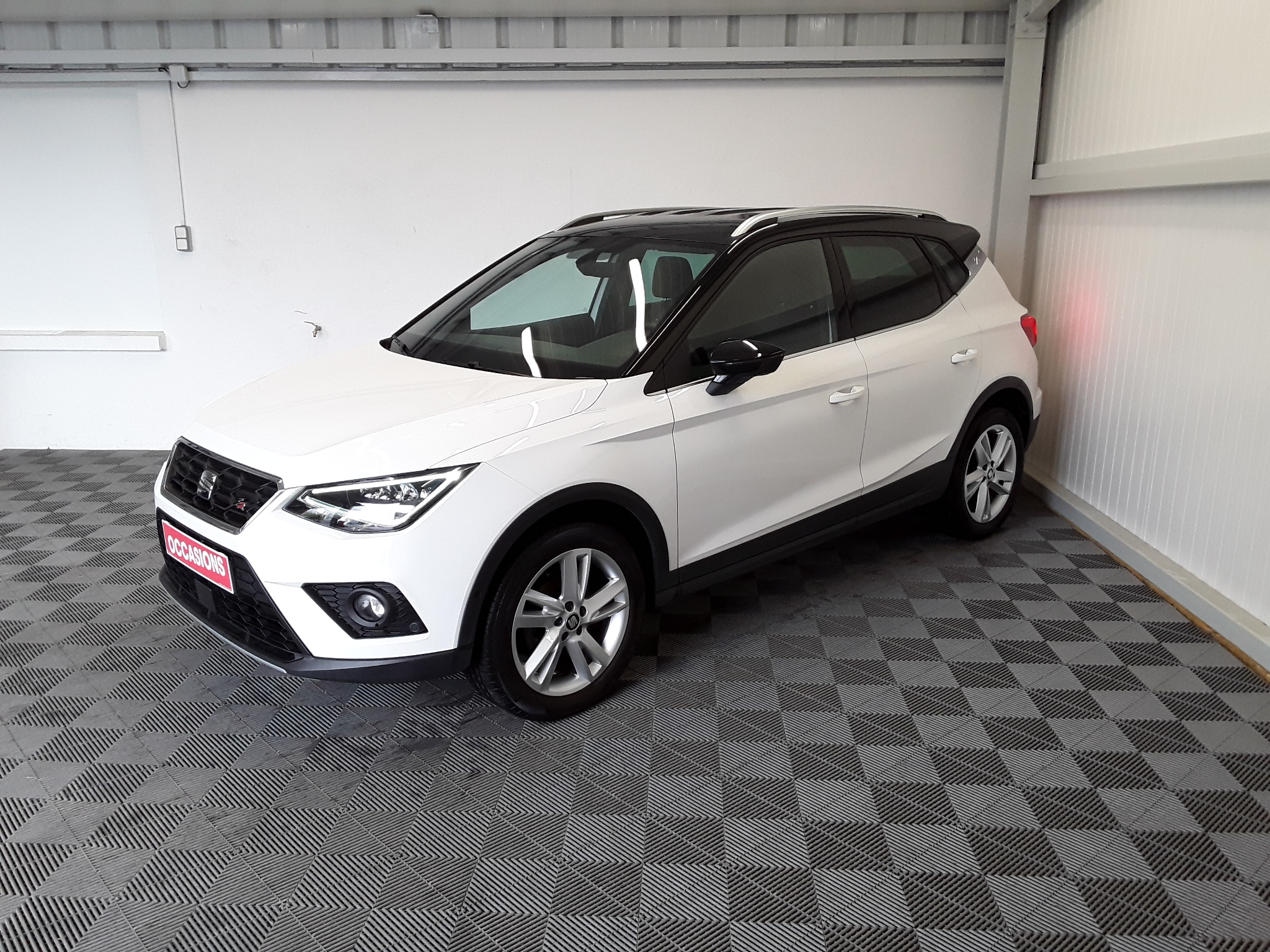 SEAT ARONA 1.0 EcoTSI 115 ch Start/Stop BVM6 FR d'occasion