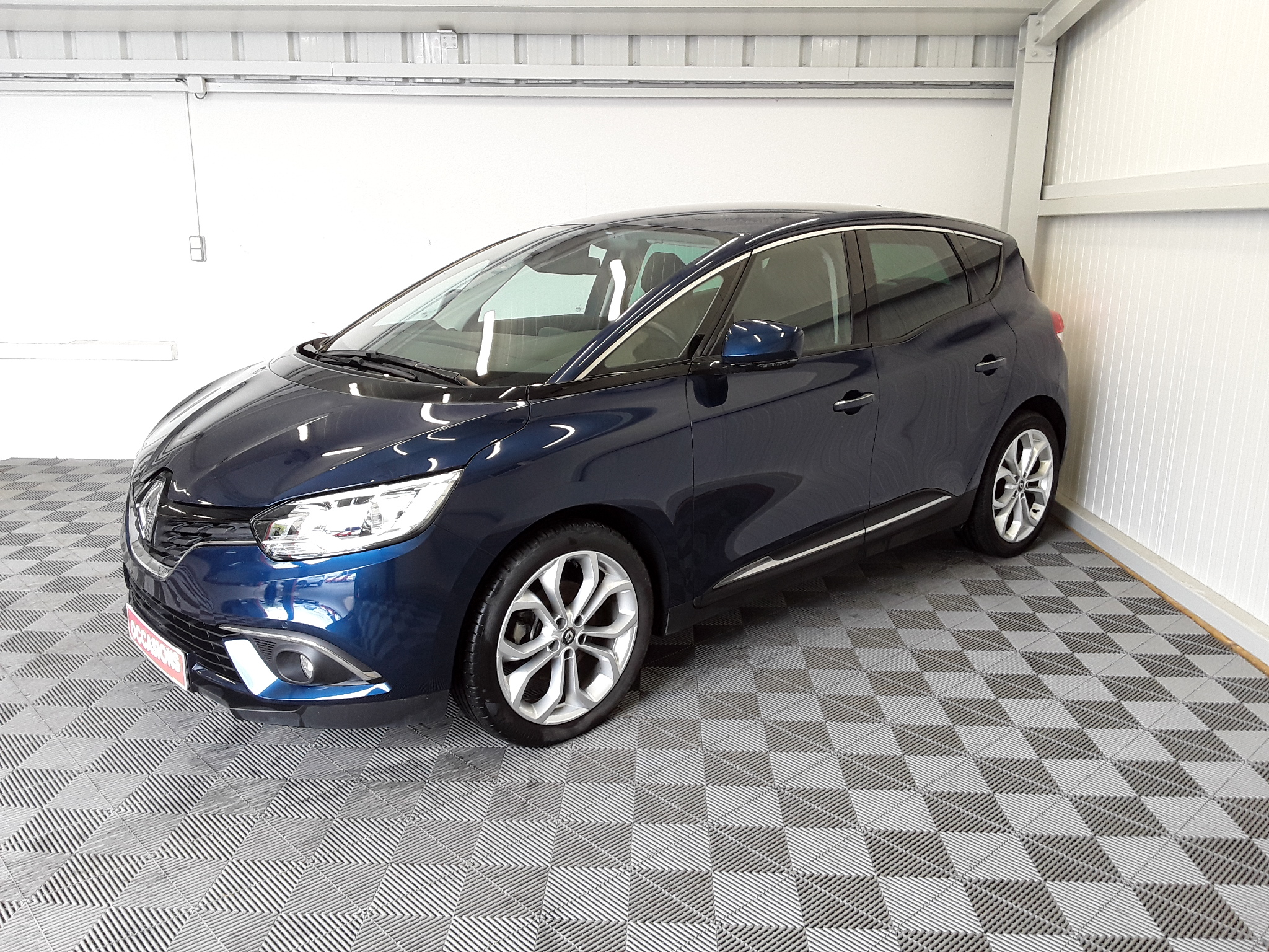 RENAULT SCENIC IV Business Blue dCi 120 d'occasion