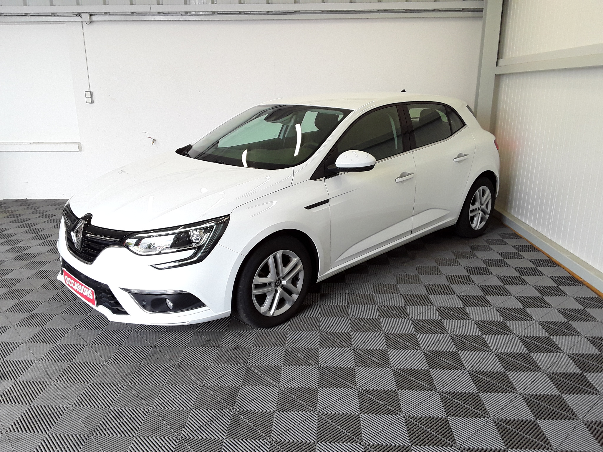 RENAULT MEGANE IV Business Energy dCi 110 EDC d'occasion