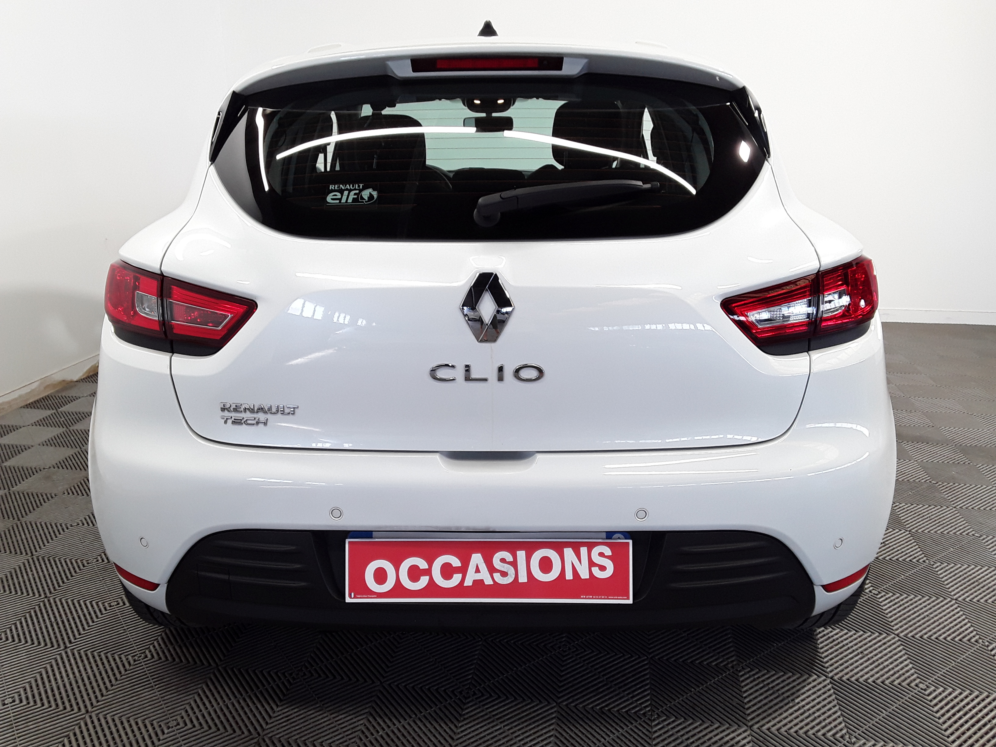 RENAULT CLIO IV BUSINESS 2019 - Photo n°5