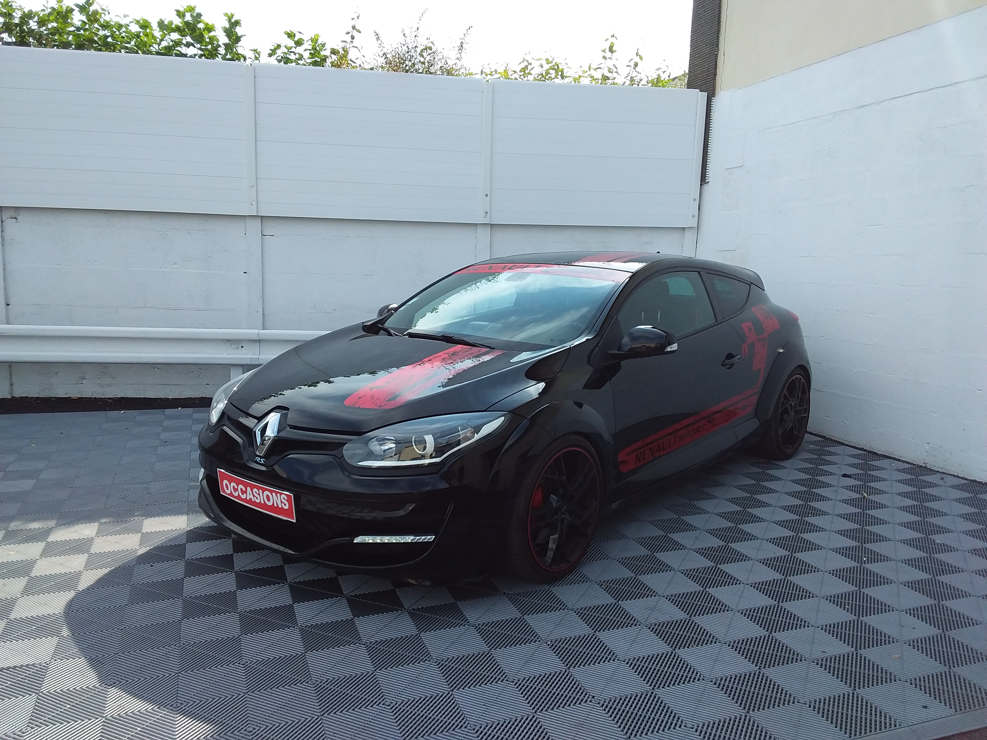 RENAULT MEGANE III COUPE 2.0 16V 275 S&S RS d'occasion