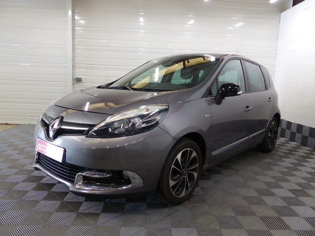 RENAULT SCENIC XMOD dCi 110 Energy eco2 Bose Edition d'occasion