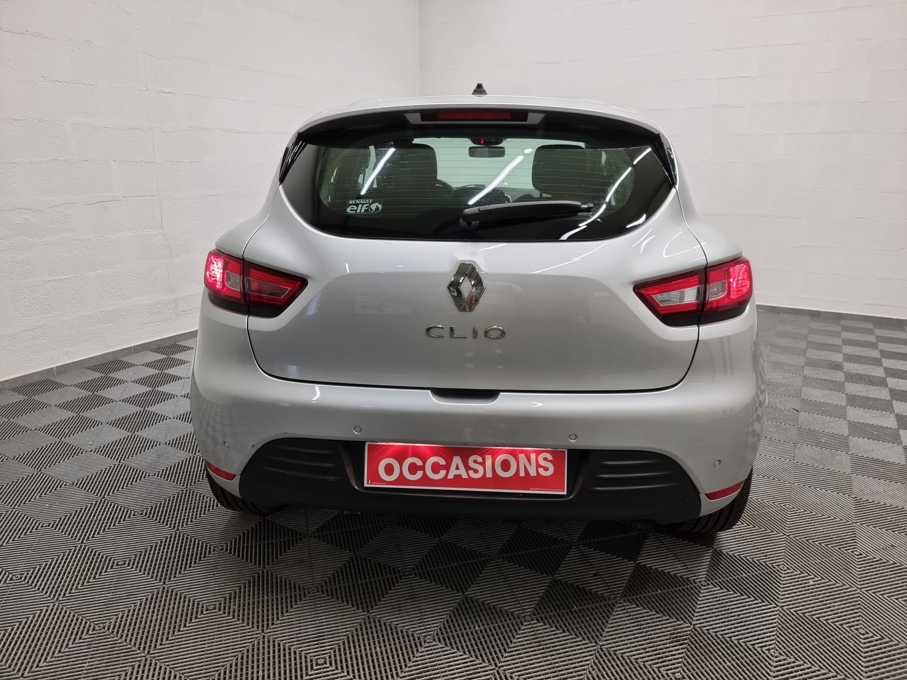 RENAULT CLIO IV BUSINESS 2018 - Photo n°5