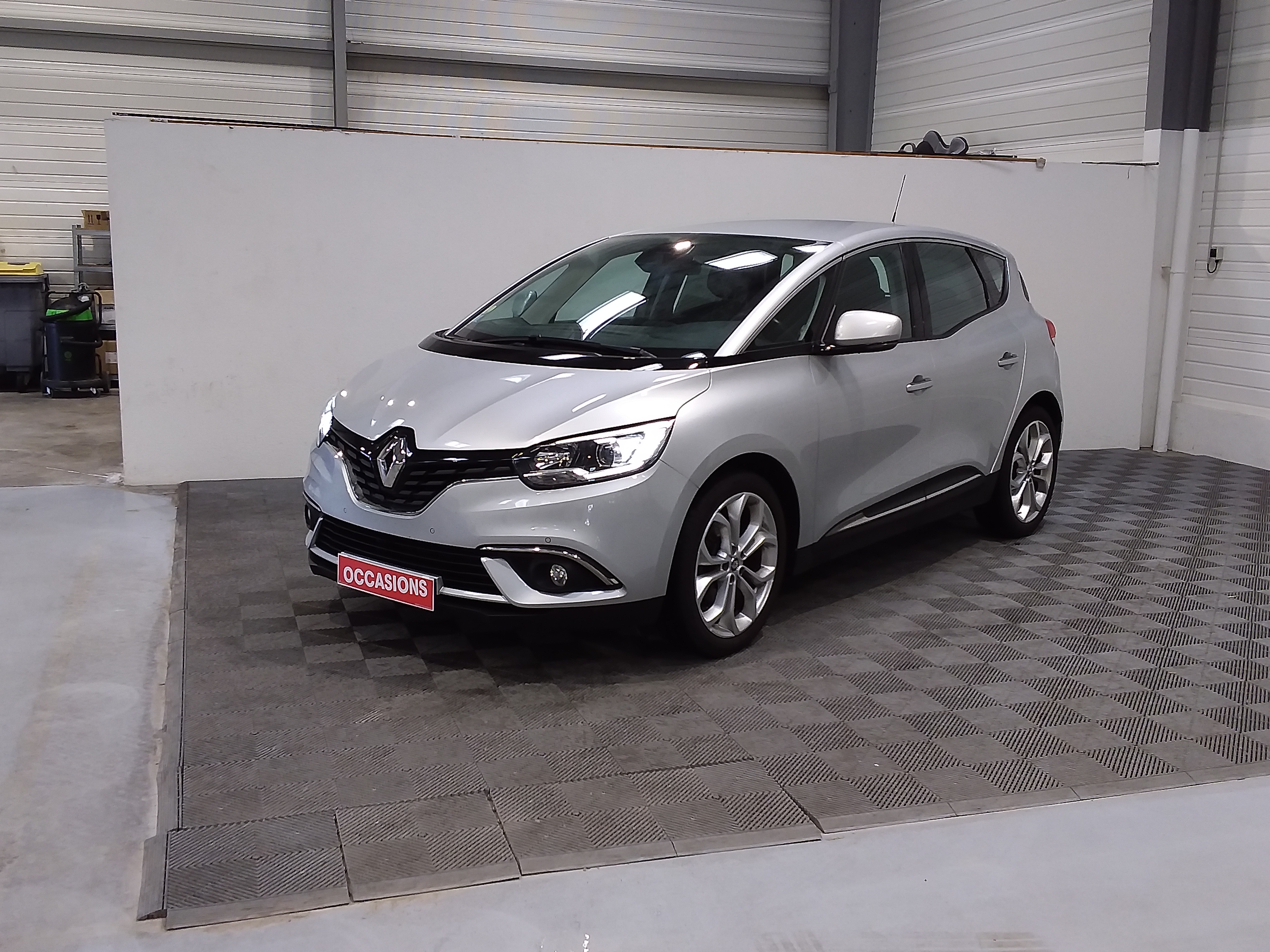 RENAULT SCENIC IV BUSINESS dCi 110 Energy Business d'occasion