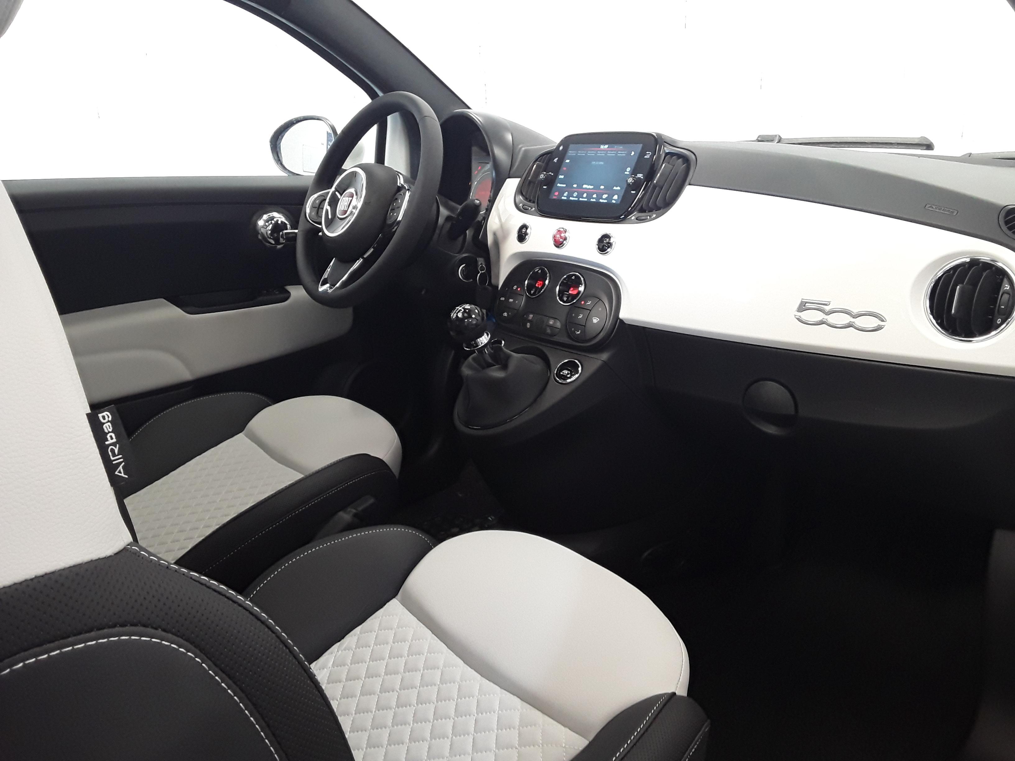 FIAT 500 SERIE 9 EURO 6D FULL 2021 - Photo n°11