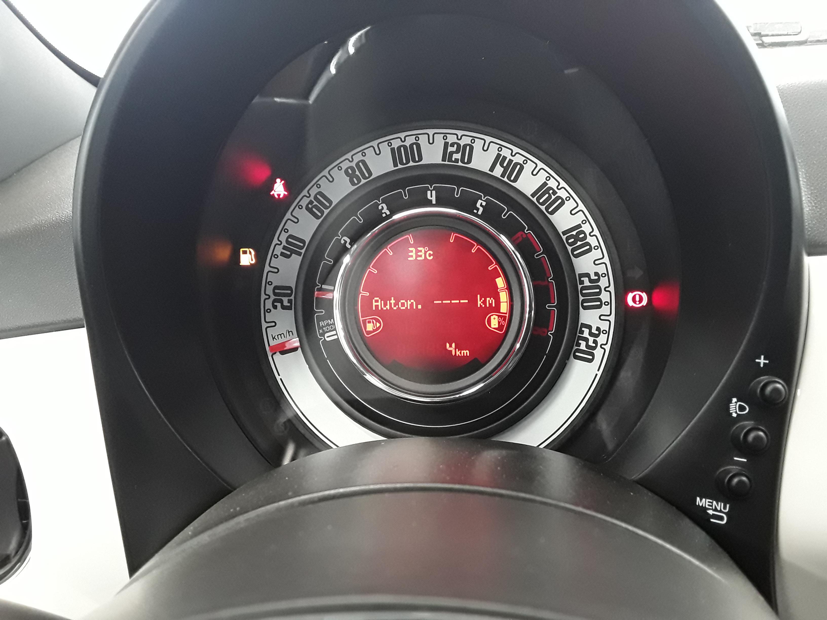 FIAT 500 SERIE 9 EURO 6D FULL 2021 - Photo n°17