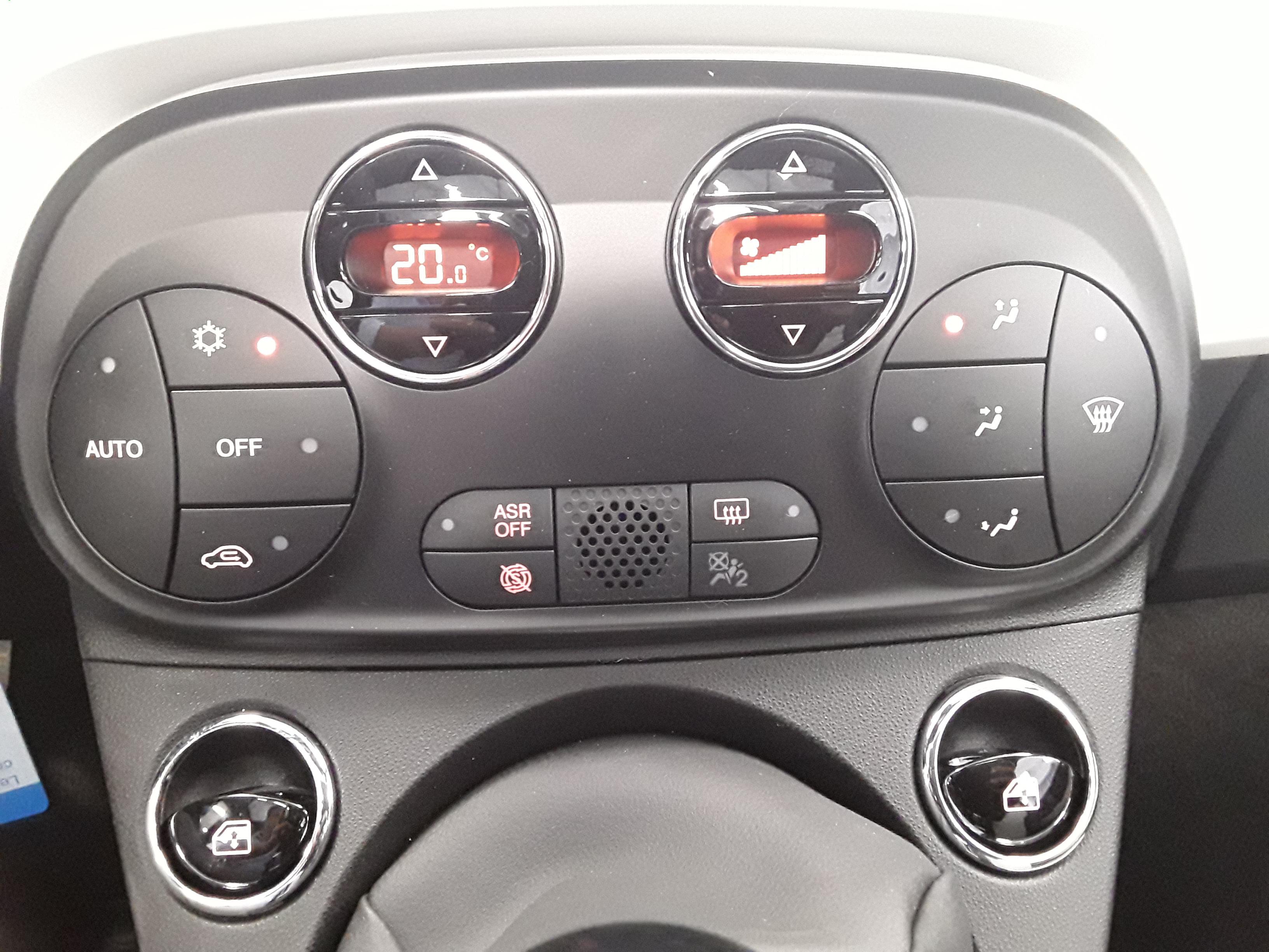 FIAT 500 SERIE 9 EURO 6D FULL 2021 - Photo n°24