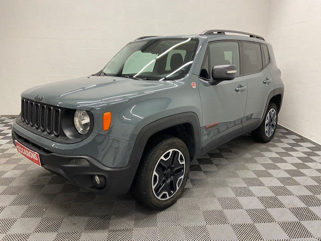 JEEP RENEGADE 2.0 I MultiJet S&S 170 ch 4x4 Trailhawk A d'occasion