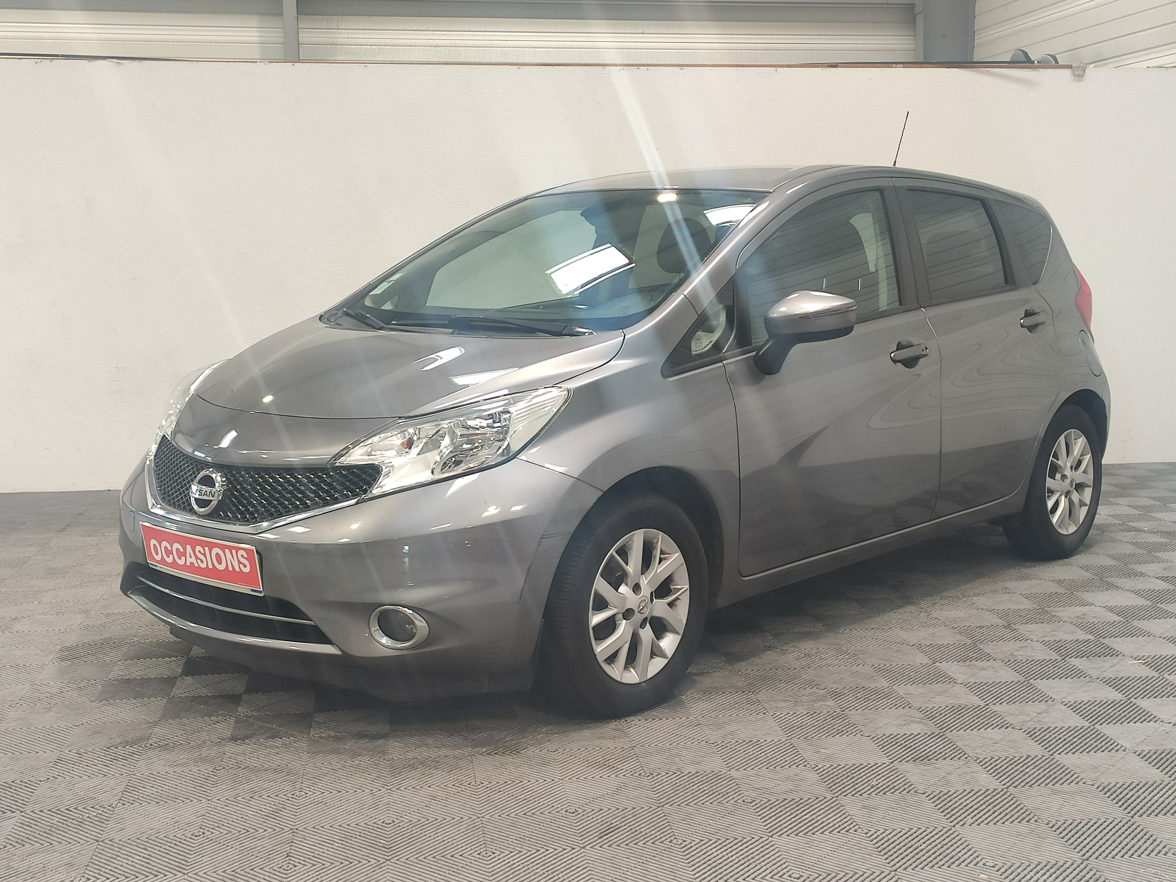 NISSAN NOTE 1.5 dCi - 90 N-Connecta d'occasion