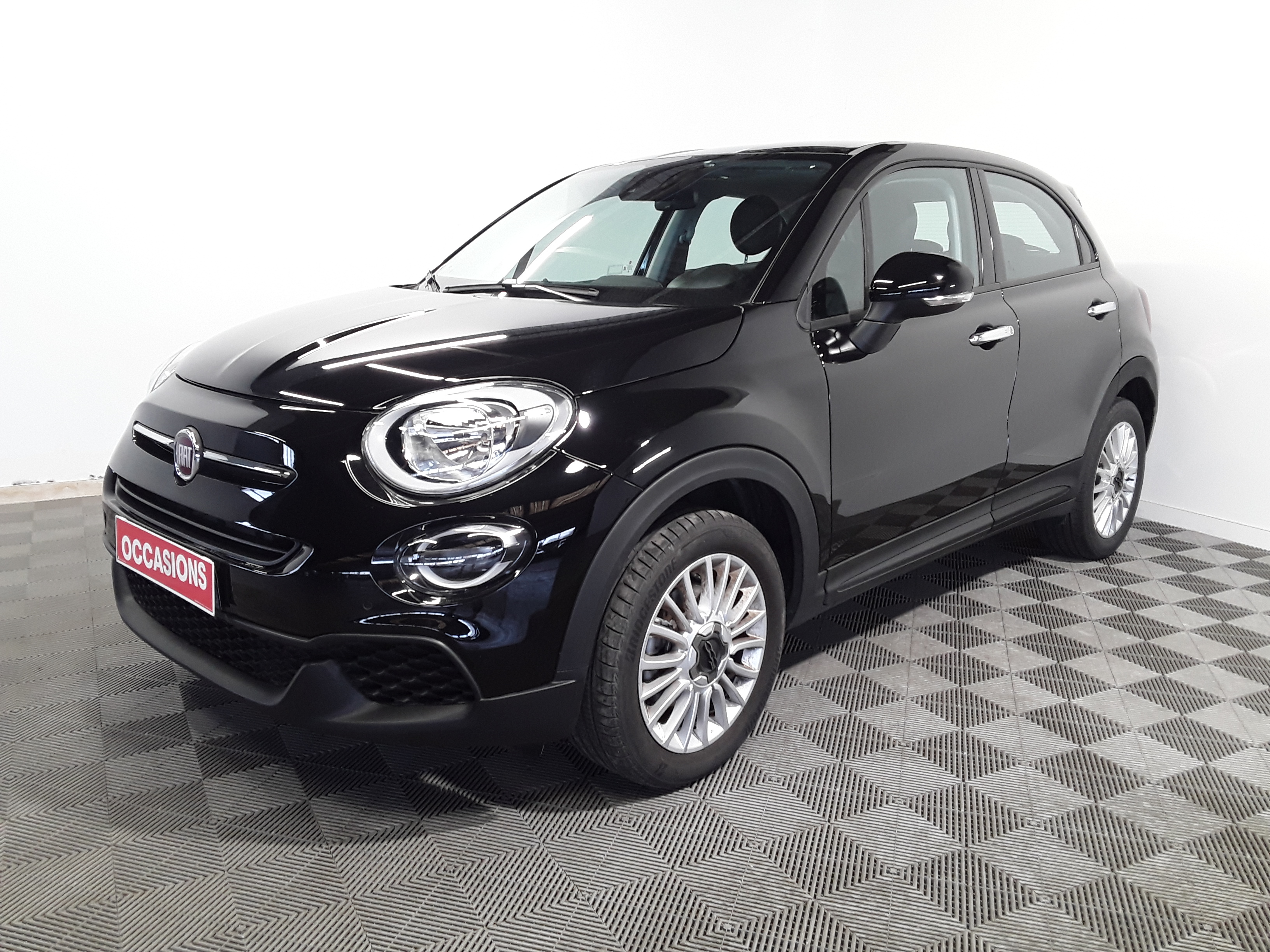 FIAT 500X MY19 URBAN-LOOK LOUNGE DCT 150 d'occasion