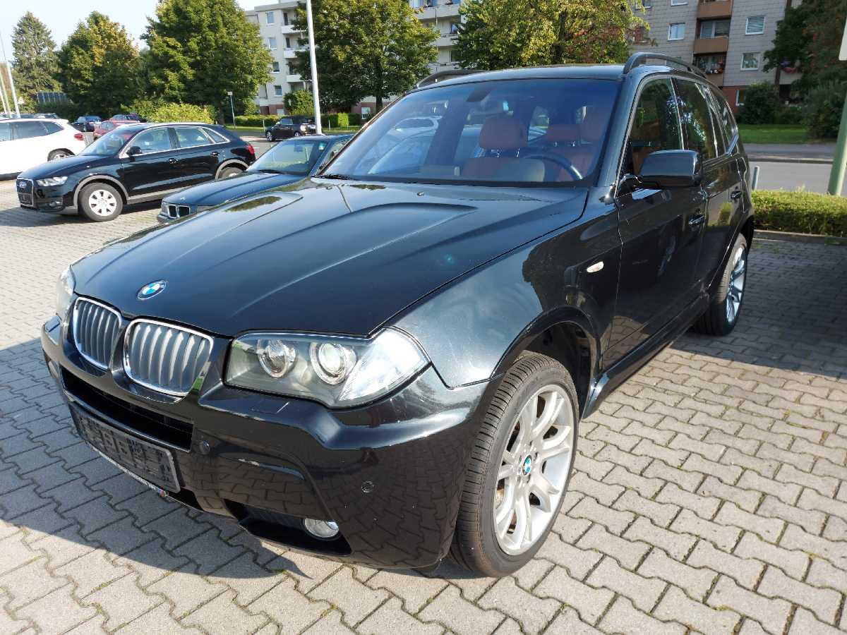 BMW - X3 E83 LCI- 3.0d 218ch Sport Design Steptronic A
