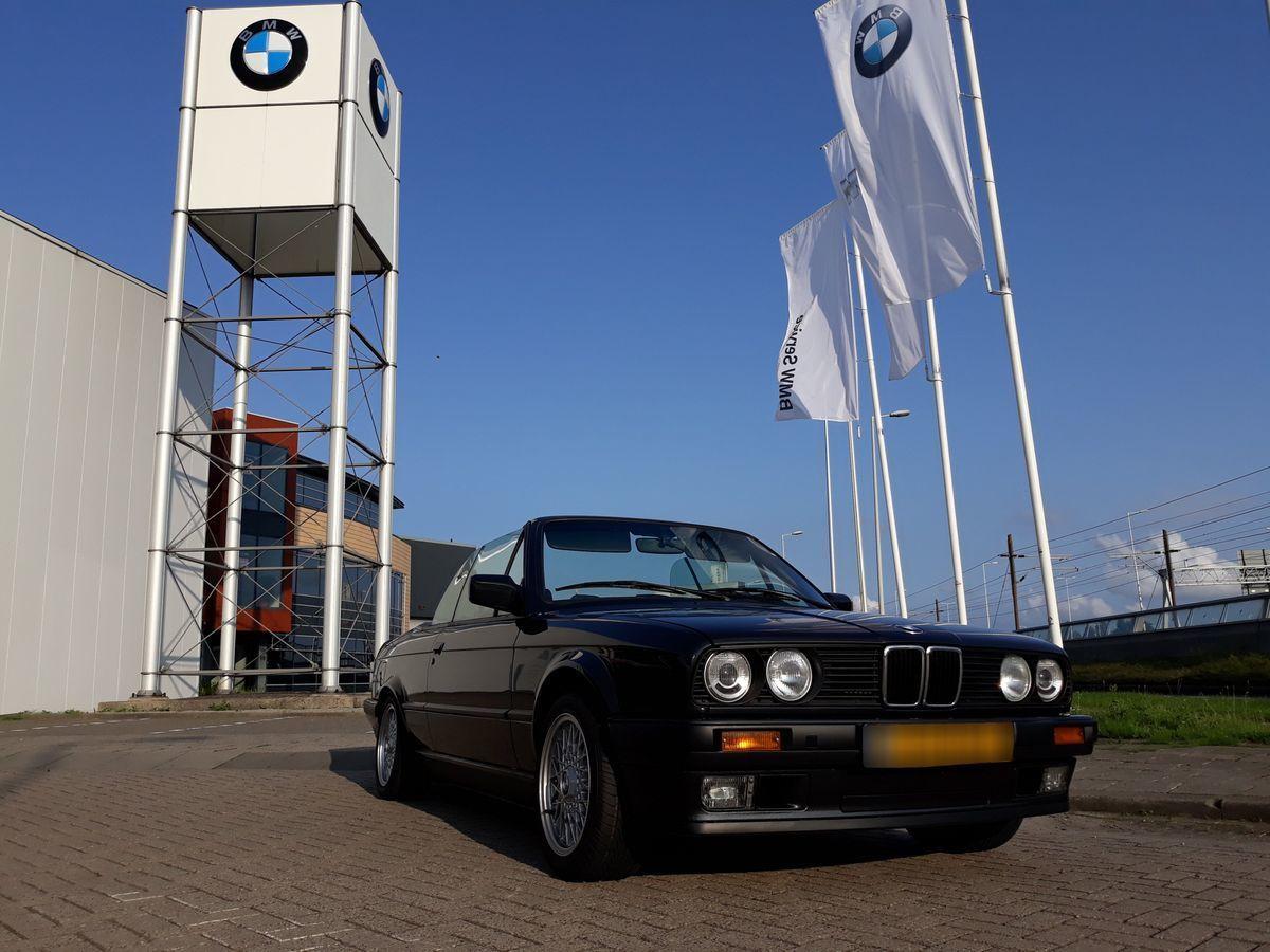 BMW - SERIE 3 E30- 325i cabriolet