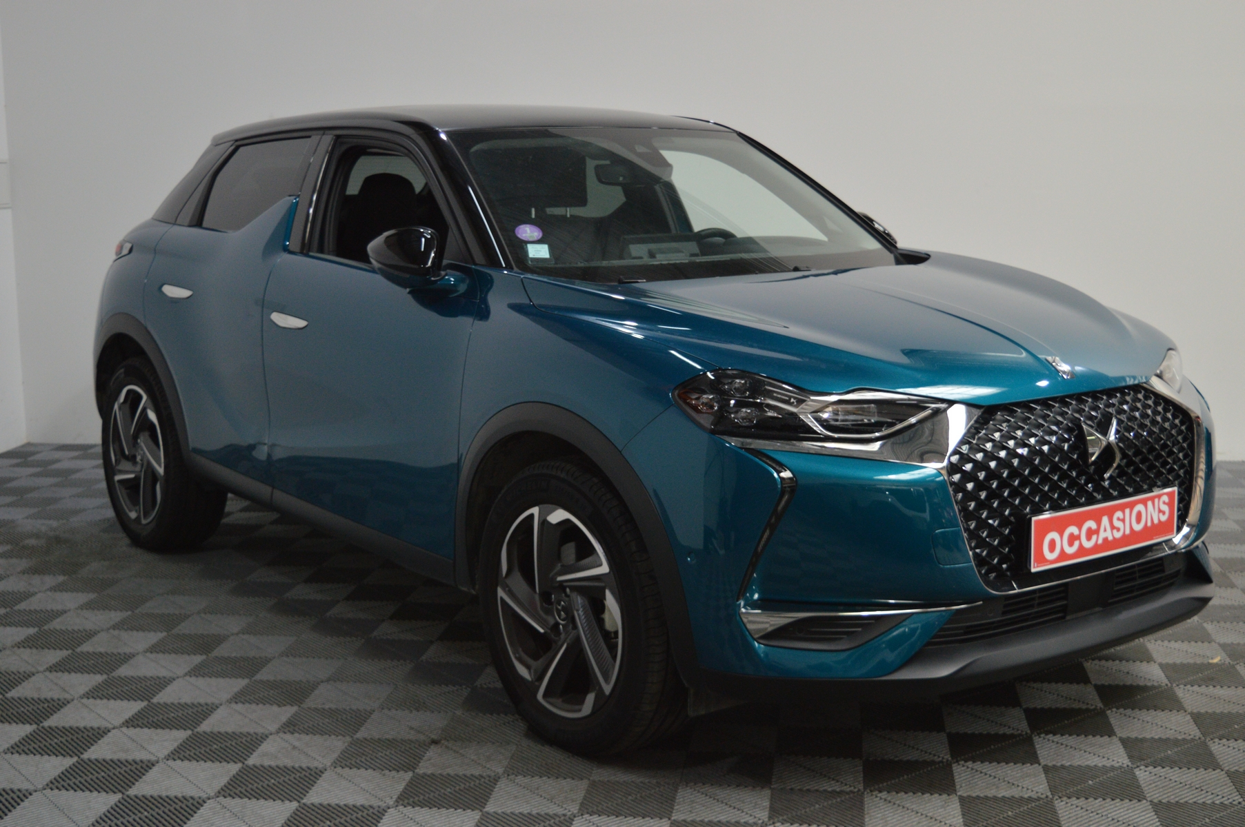 DS DS3 CROSSBACK 2019 - Photo n°2
