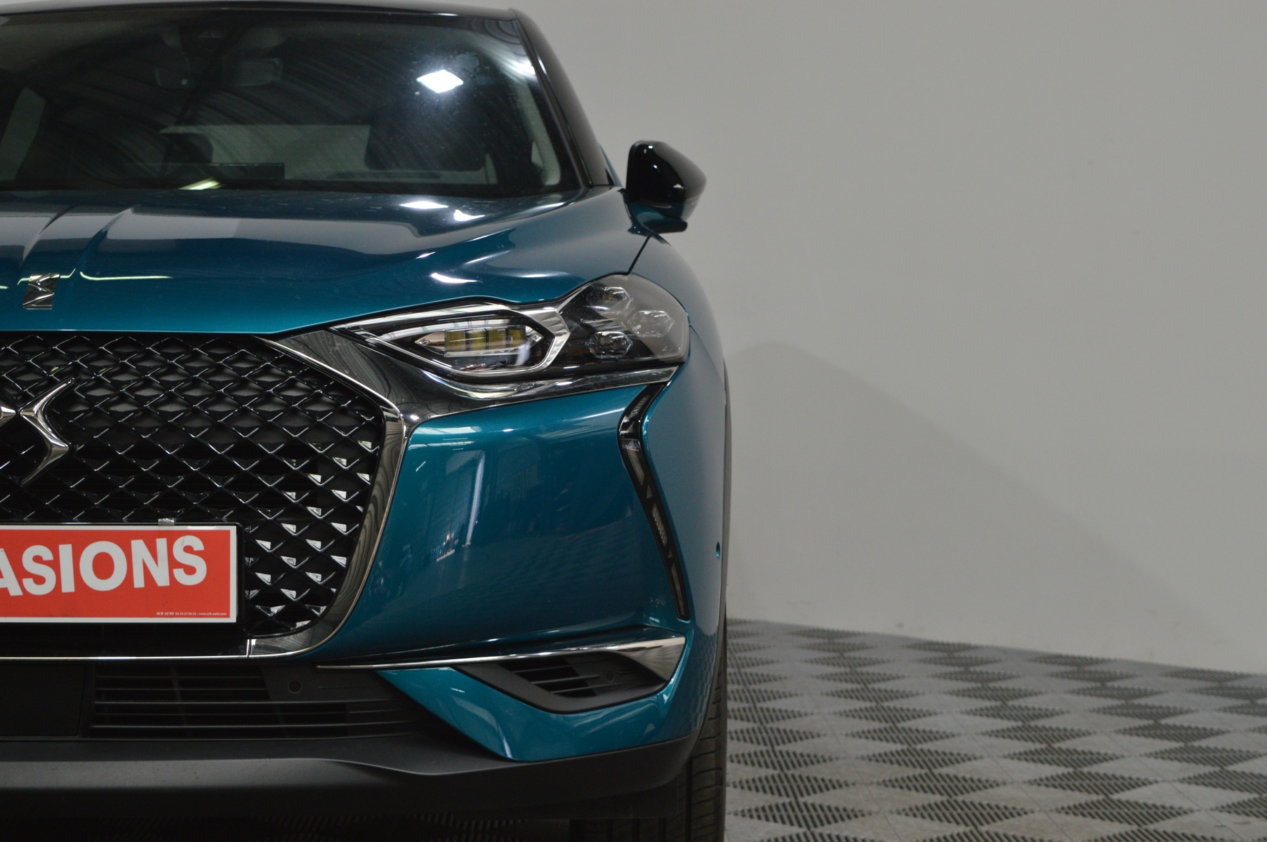 DS DS3 CROSSBACK 2019 - Photo n°44