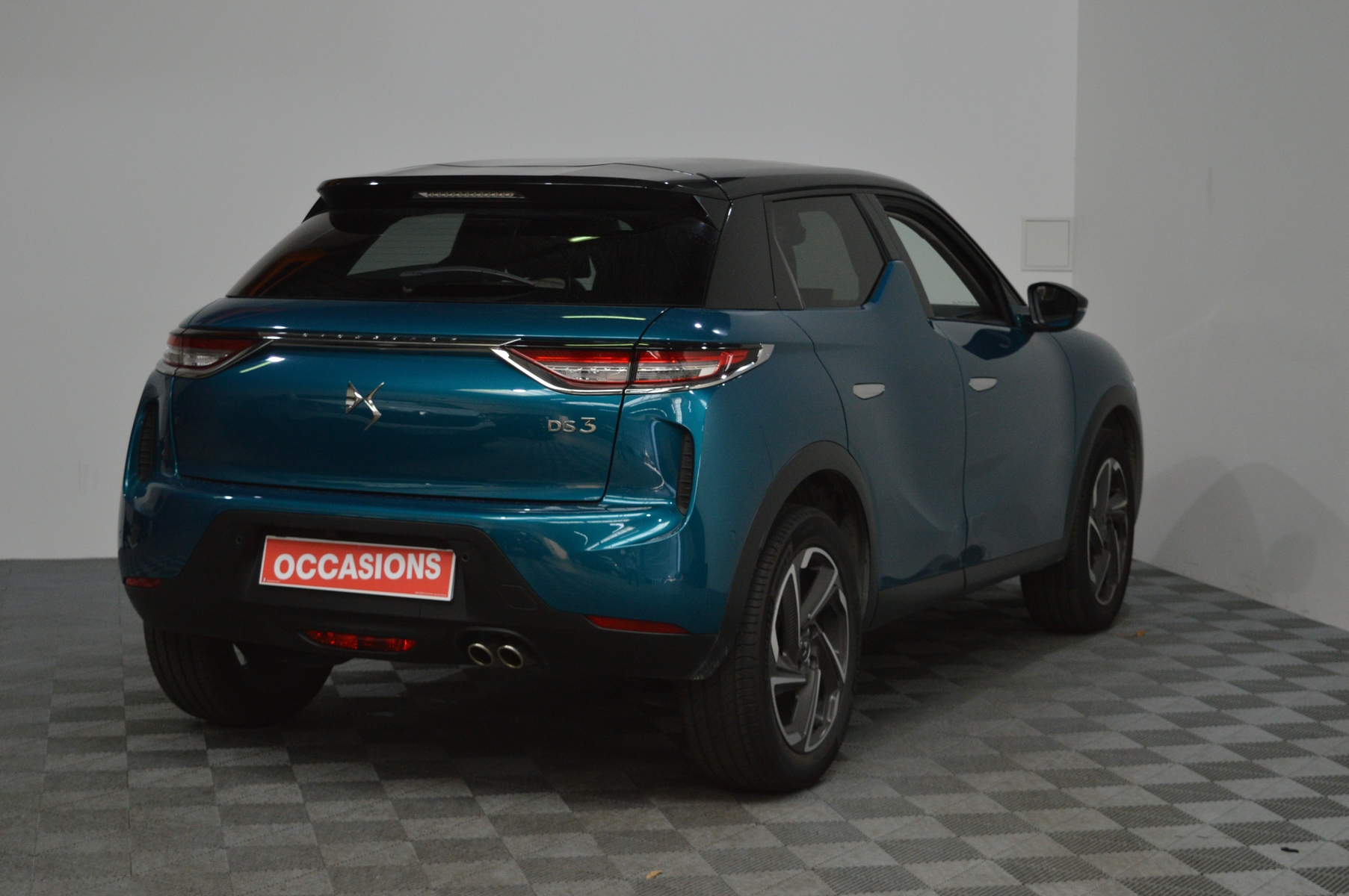 DS DS3 CROSSBACK 2019 - Photo n°3