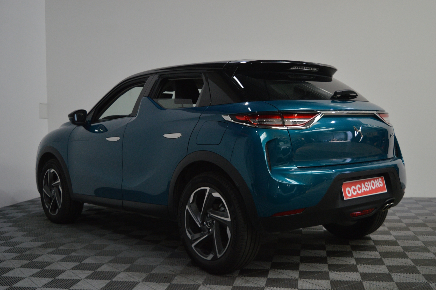 DS DS3 CROSSBACK 2019 - Photo n°4