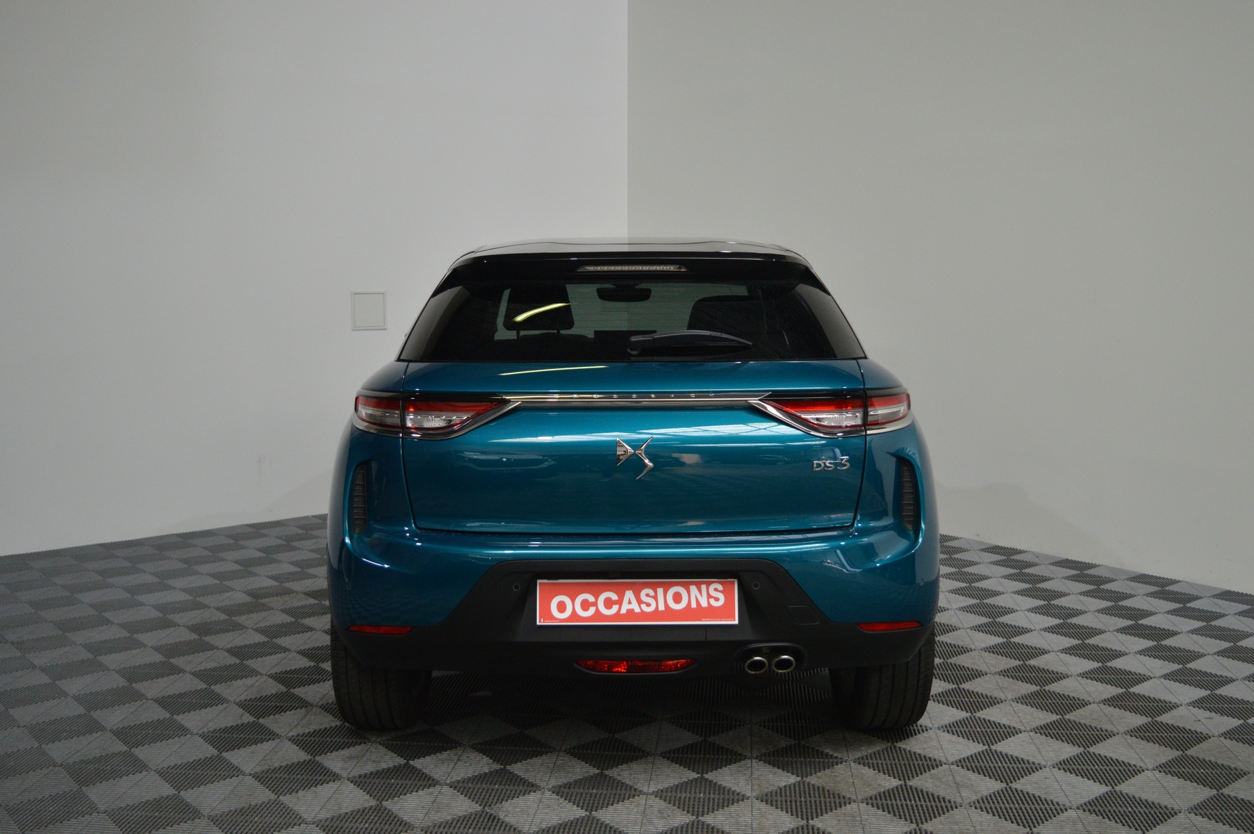 DS DS3 CROSSBACK 2019 - Photo n°52