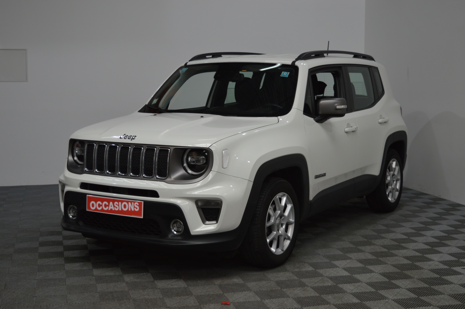 JEEP RENEGADE 1.0 GSE T3 120CH BVM6 LIMITED d'occasion