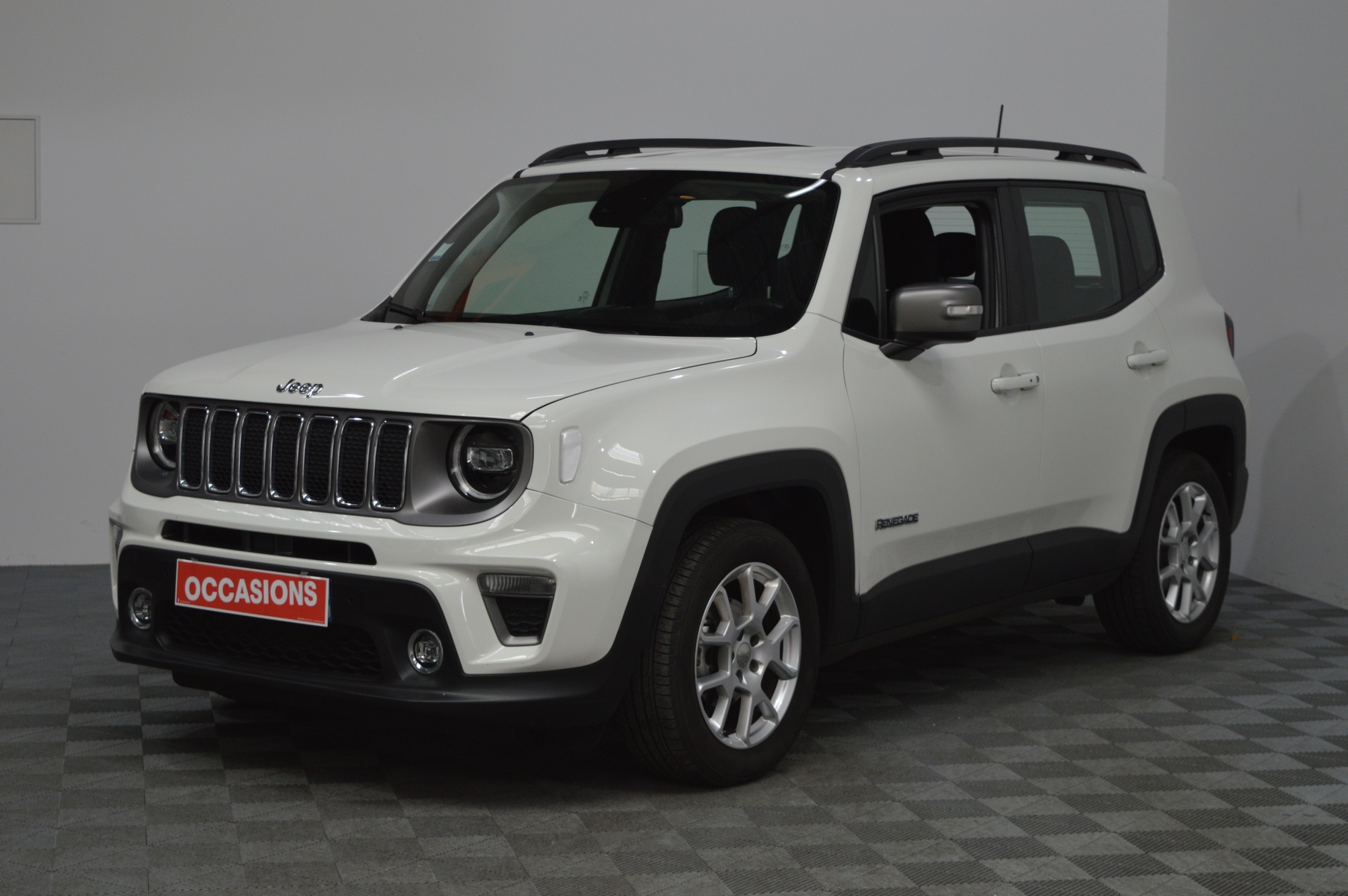 JEEP RENEGADE 1.0 GSE T3 120 ch BVM6 Limited d'occasion