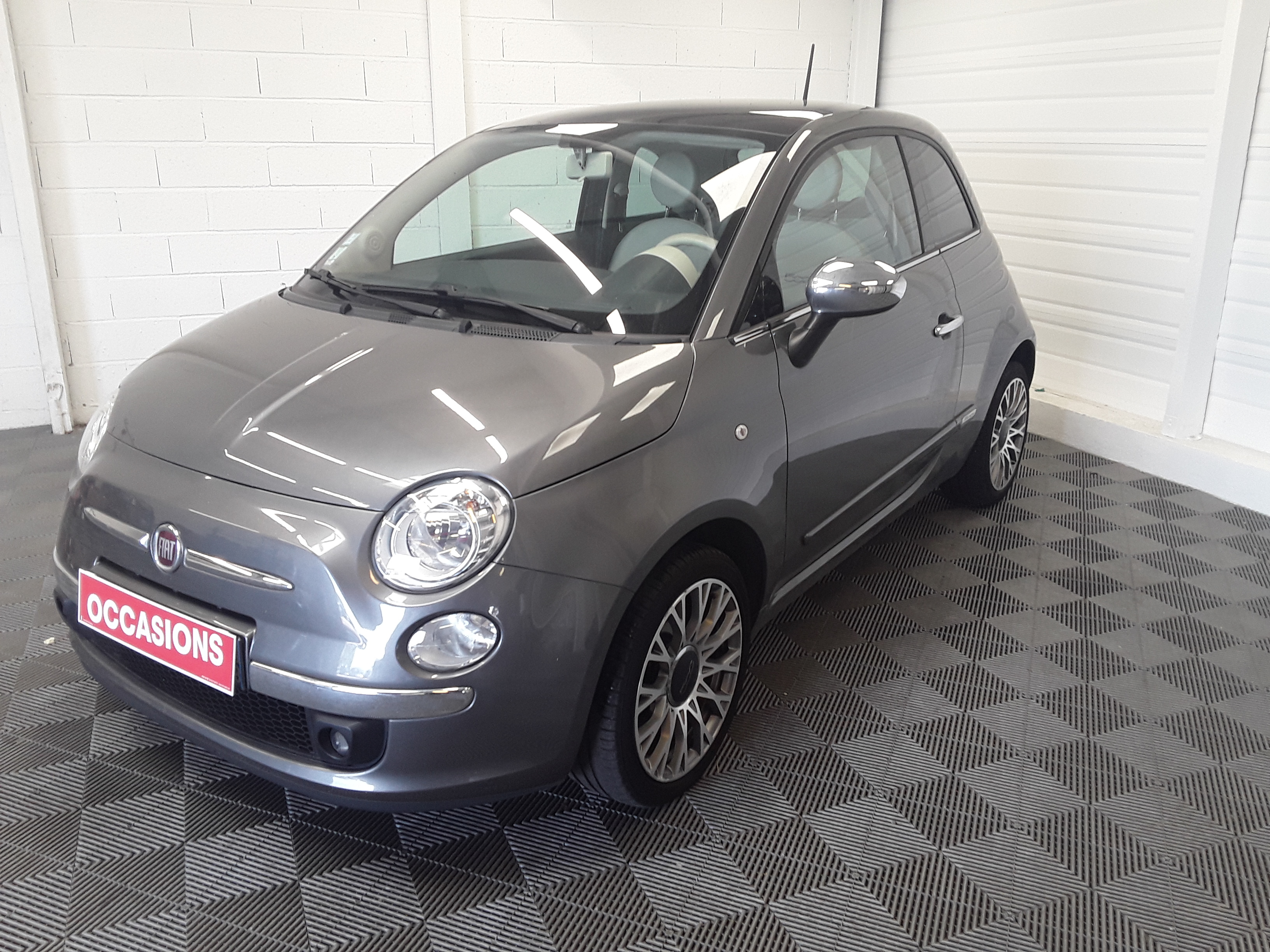 FIAT 500 SERIE 3 1.2 8V 69 ch Lounge d'occasion