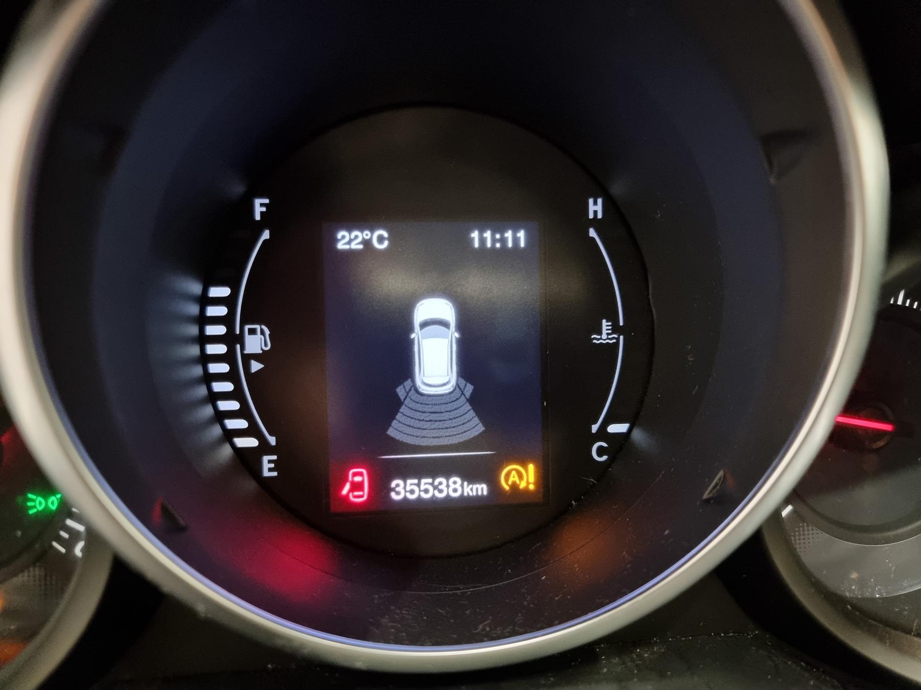 FIAT 500X MY18 2018 - Photo n°22