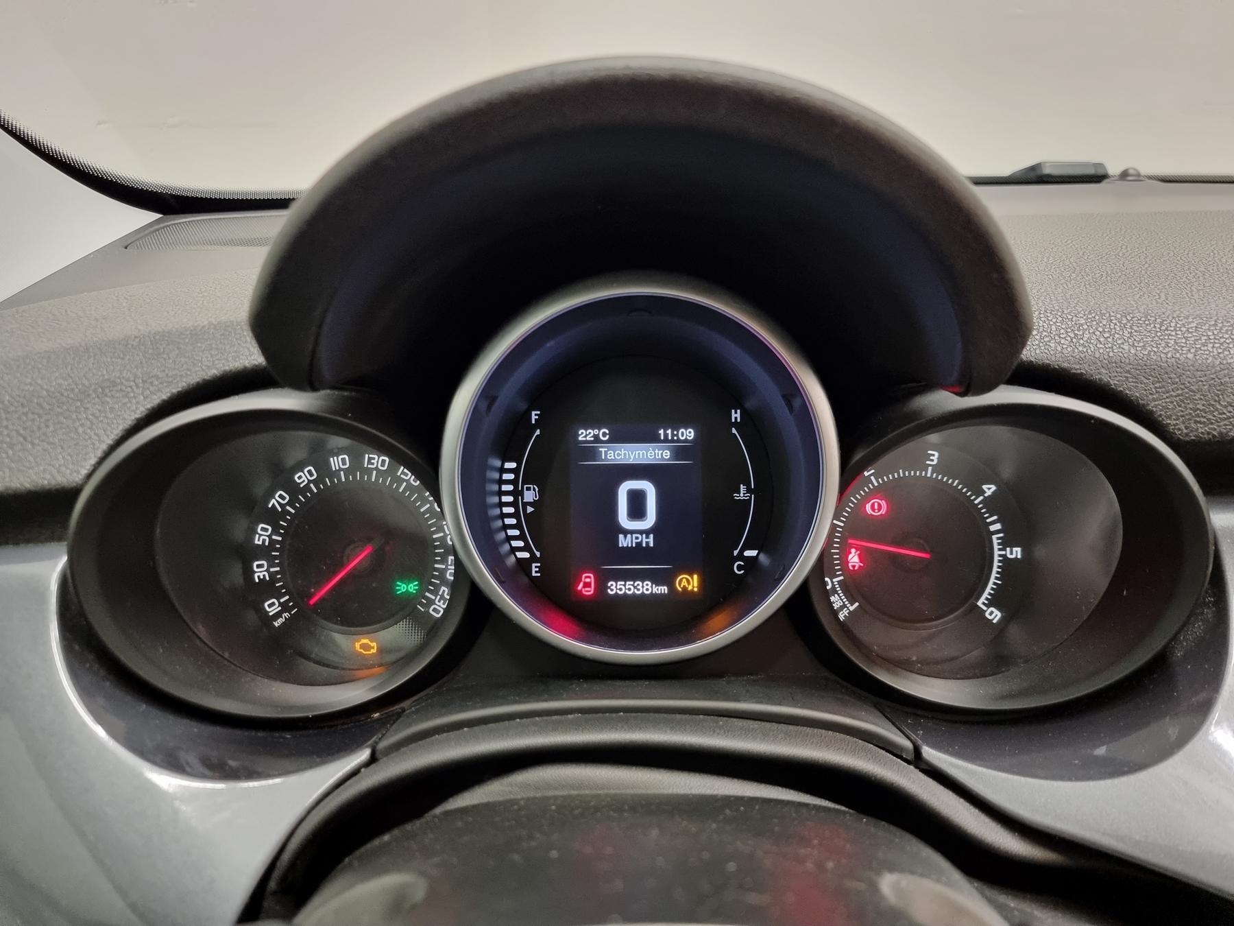 FIAT 500X MY18 2018 - Photo n°9