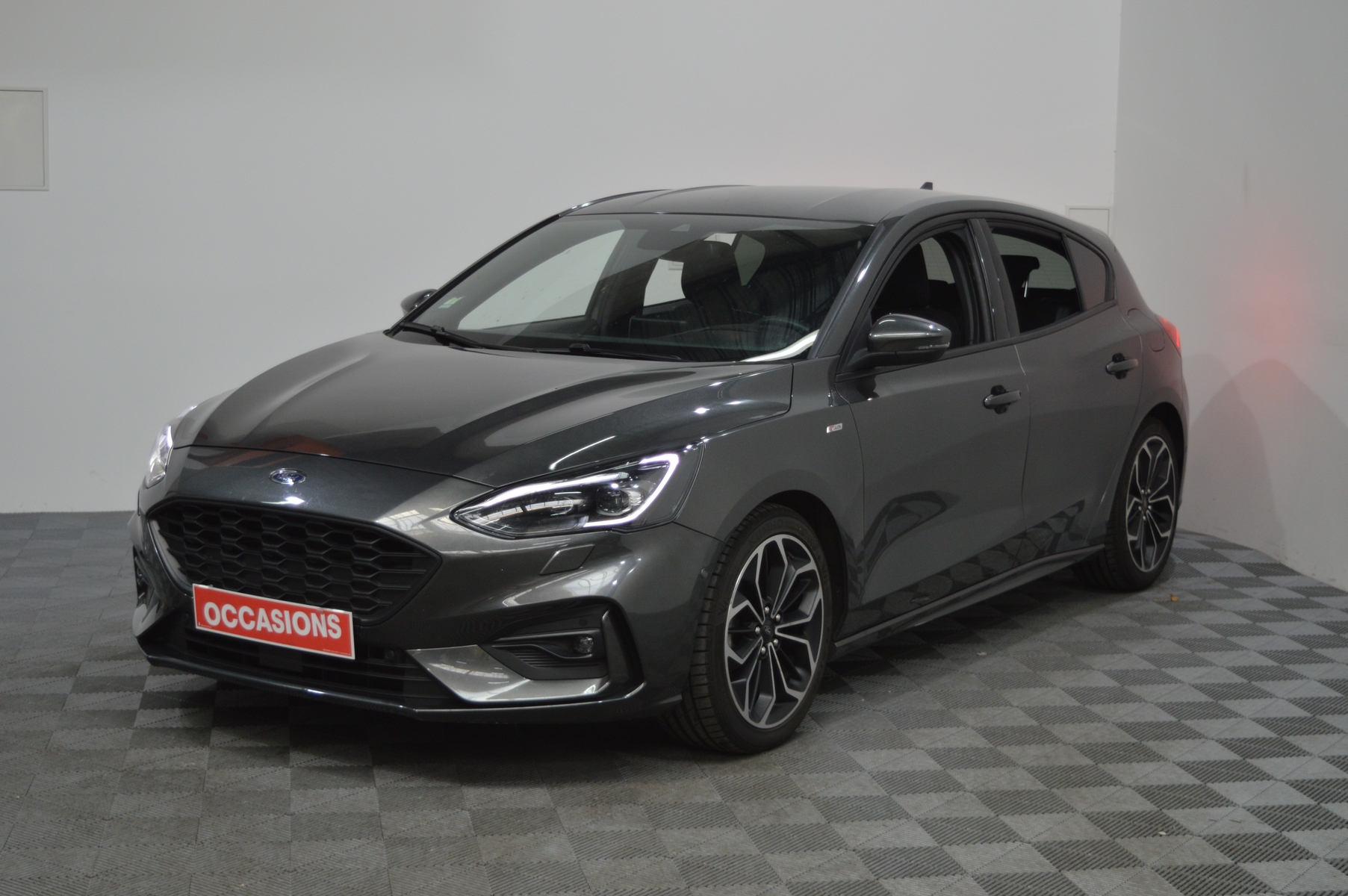 FORD FOCUS 1.0 ECOBOOST 125 CH ST-LINE d'occasion