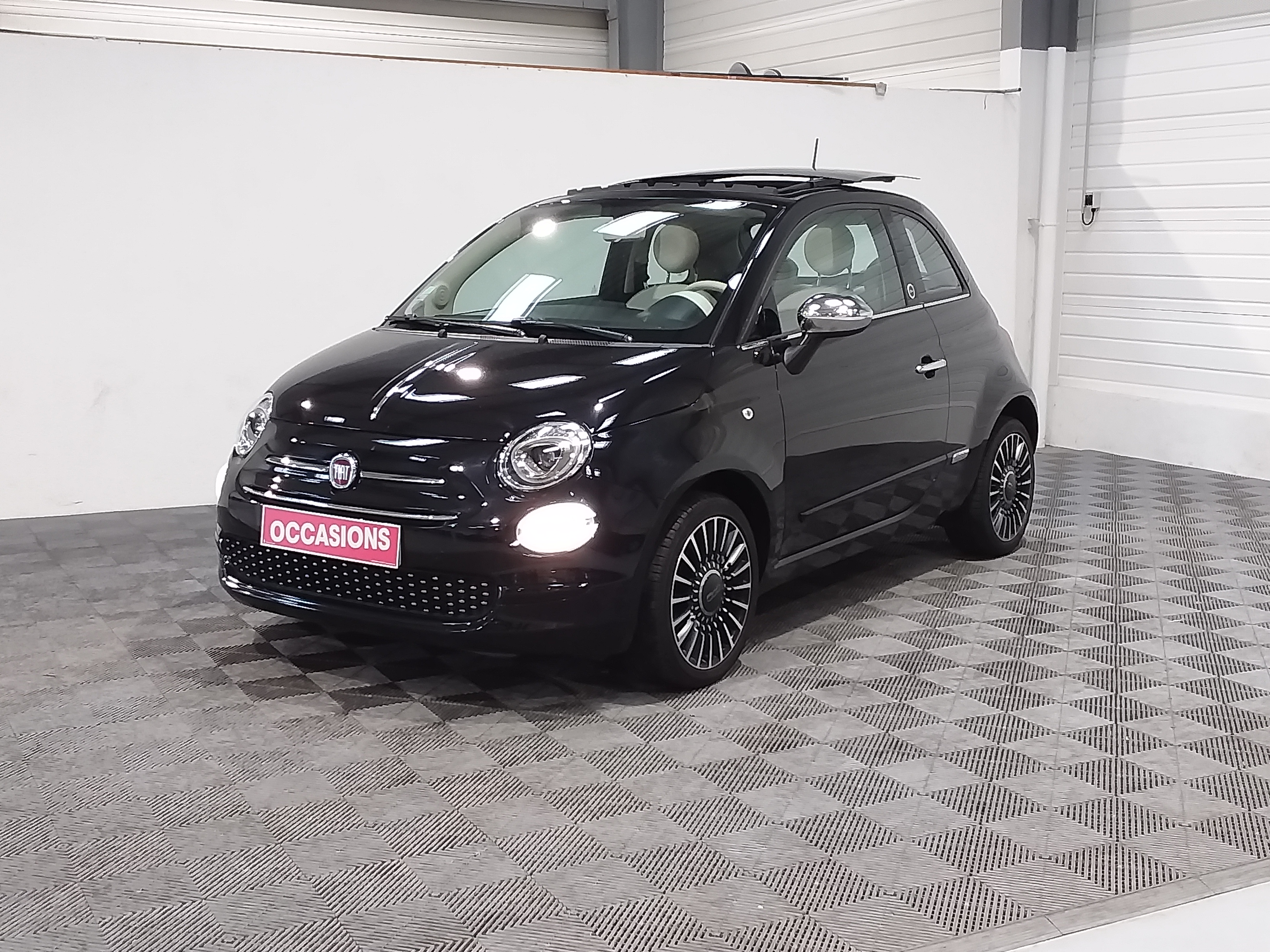 FIAT 500 SERIE 6 EURO 6D 1.2 69 ch by Harcourt d'occasion