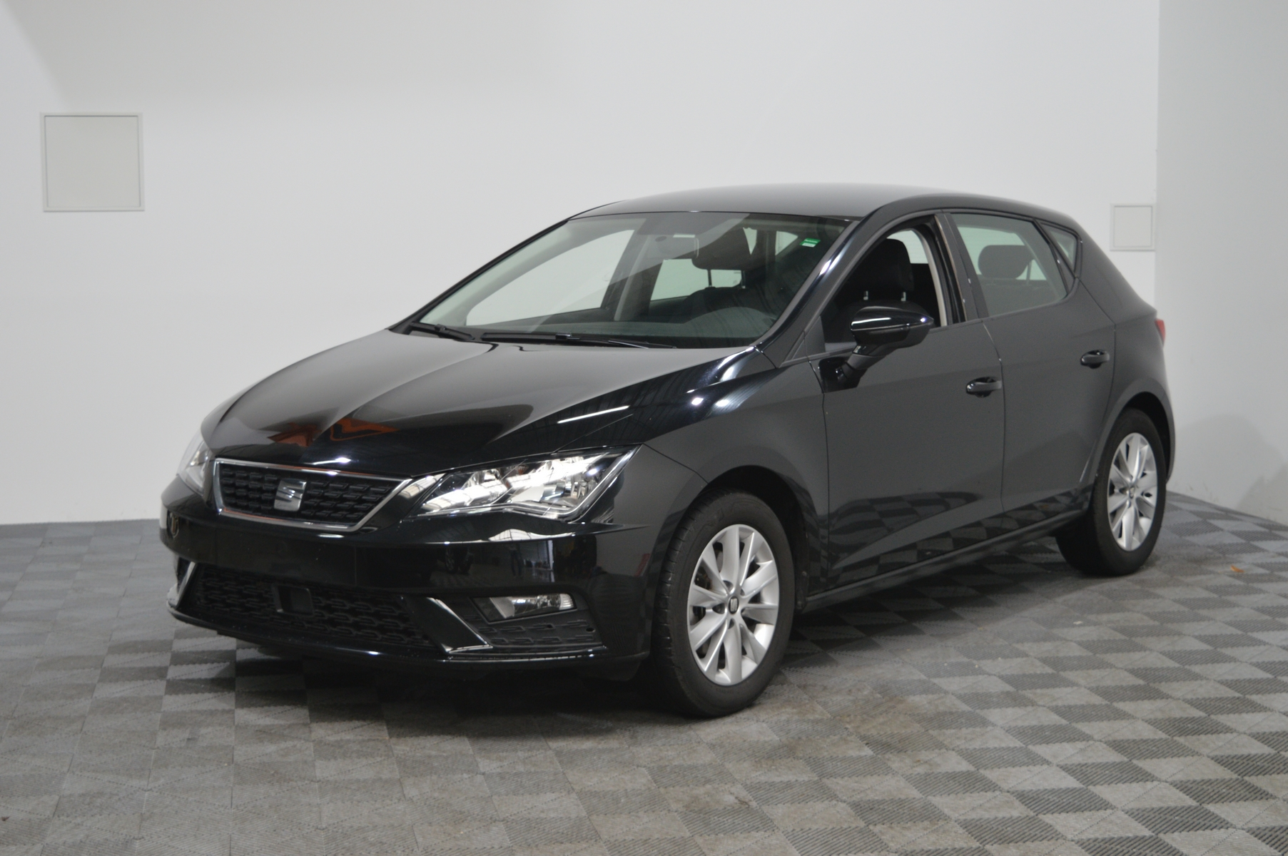 SEAT LEON 1.6 TDI 115 BVM5 Style - 5P d'occasion