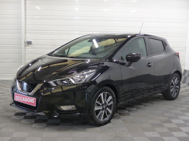 NISSAN MICRA 2018 dCi 90 N-Connecta d'occasion